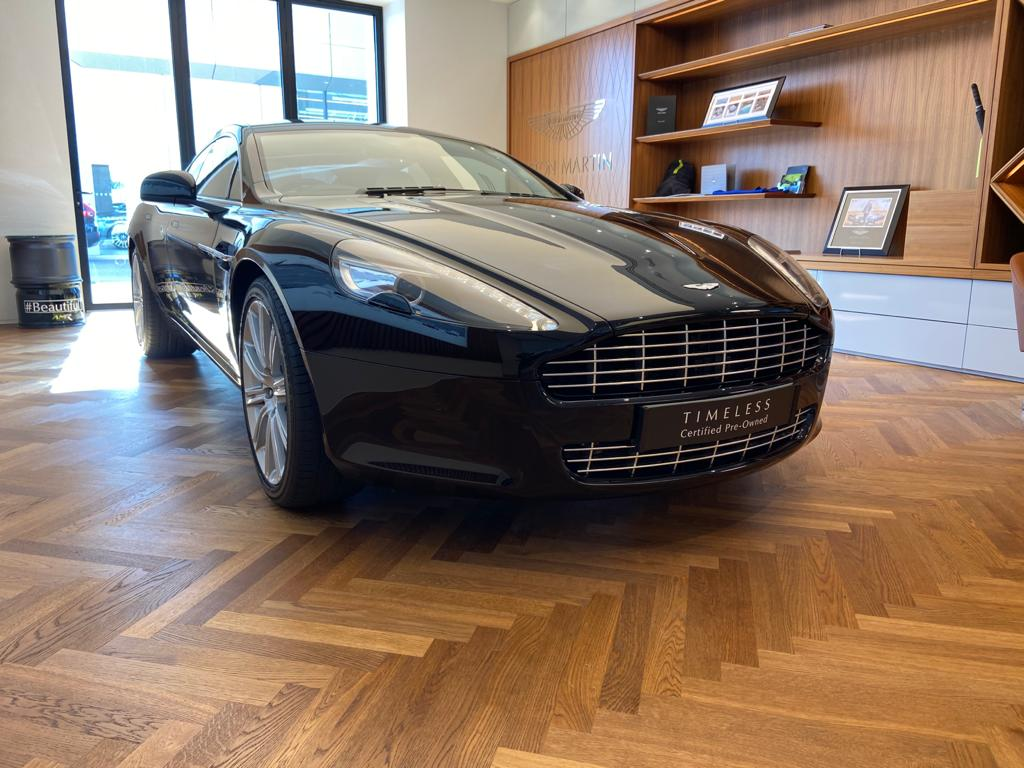 Aston Martin Rapide V12 4dr Touchtronic 5.9 Automatic 5 door Saloon