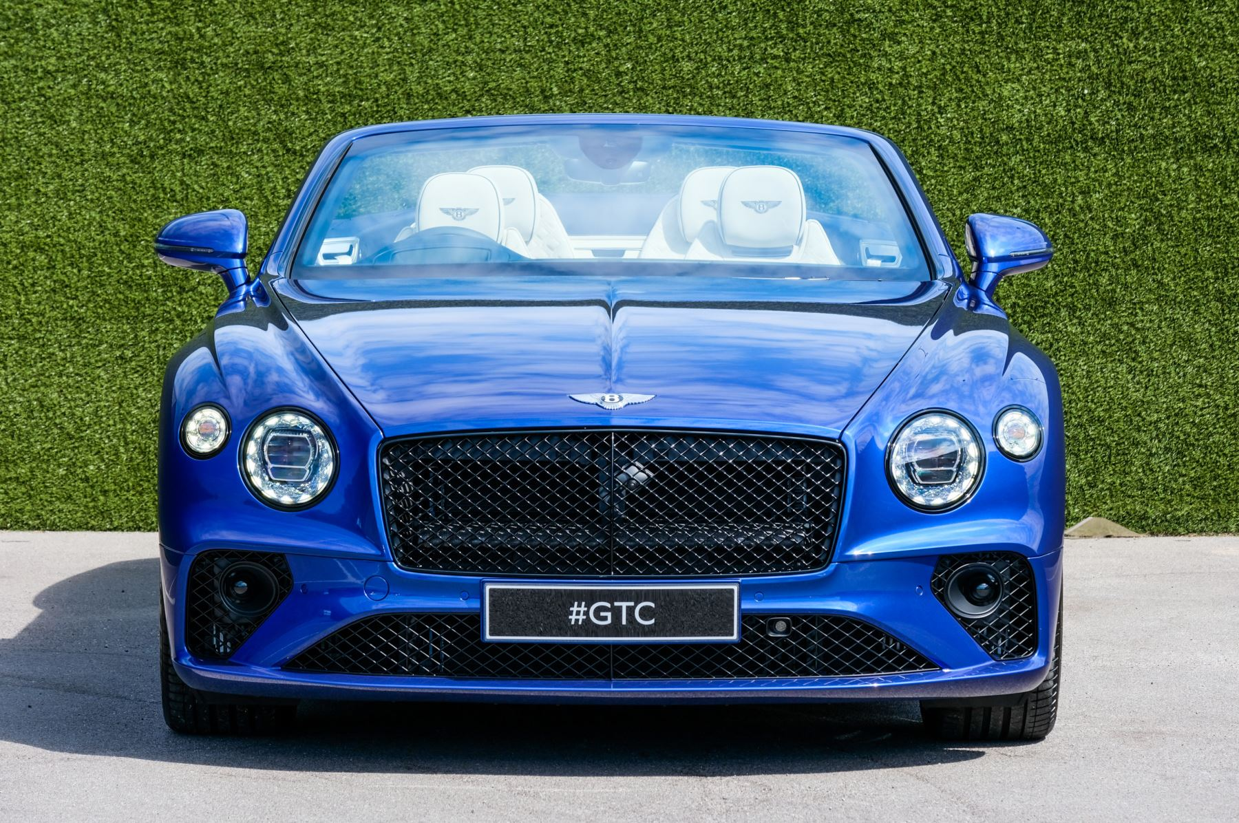 Bentley Continental GTC 4.0 V8 Mulliner Edition 2dr Auto [Tour Spec] image 2