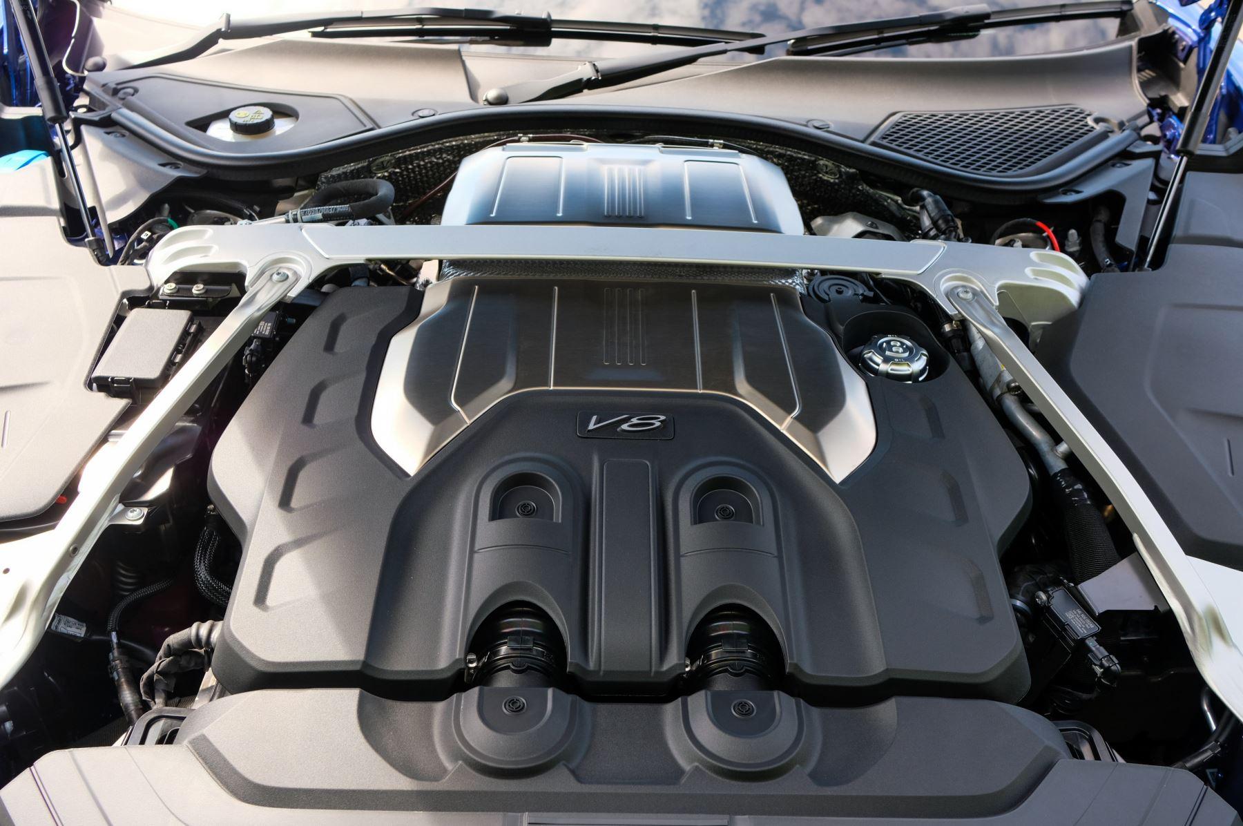 Bentley Continental GTC 4.0 V8 Mulliner Edition 2dr Auto [Tour Spec] image 9