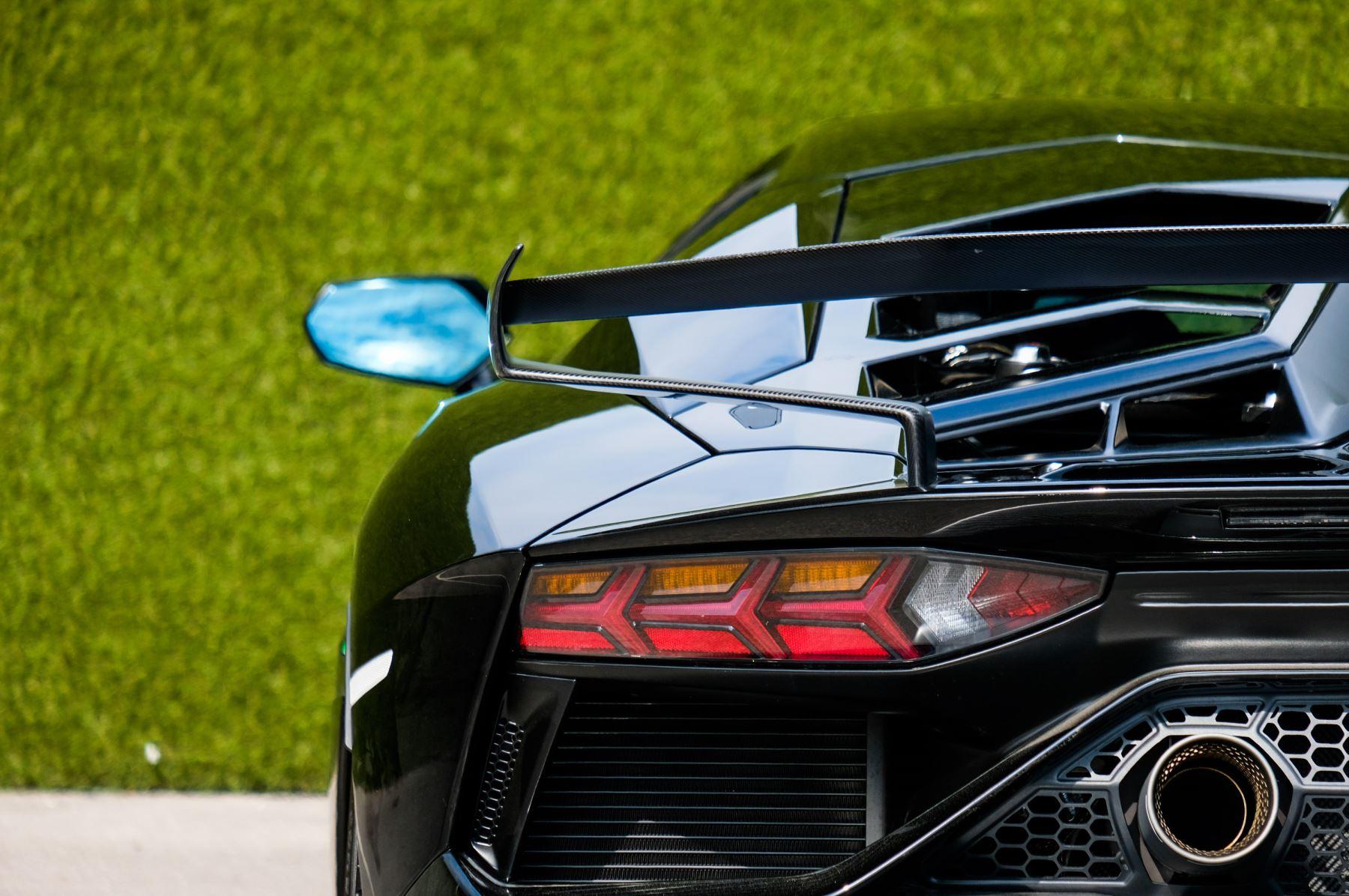 Lamborghini Aventador SVJ Coupe LP 770-4 SVJ image 11