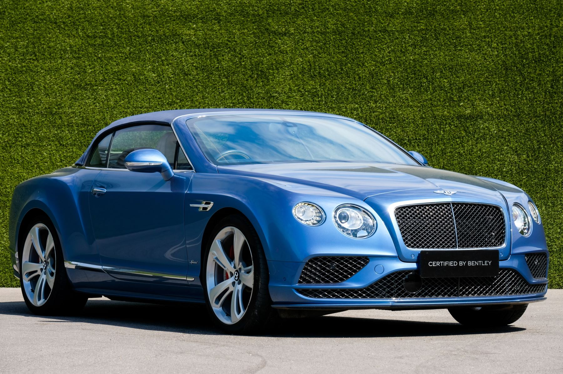 Bentley Continental GTC 6.0 W12 [635] Speed 2dr - 21 Inch Directional Sports Alloy Wheels Automatic Convertible (2016)