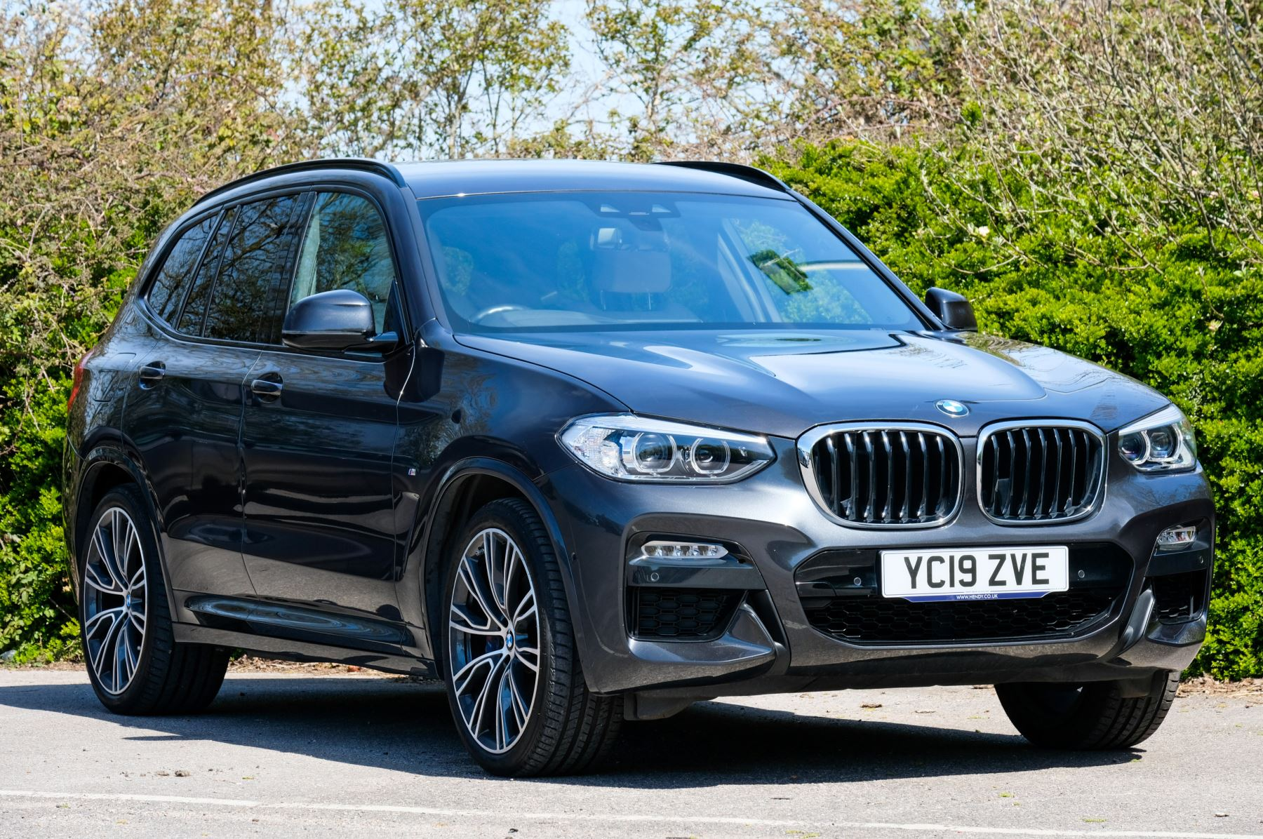 BMW X3 xDrive20d M Sport - 21 Inch Alloys - Head Up Display - Harman / Kardon 2.0 Diesel Automatic 5 door 4x4 (2019) image