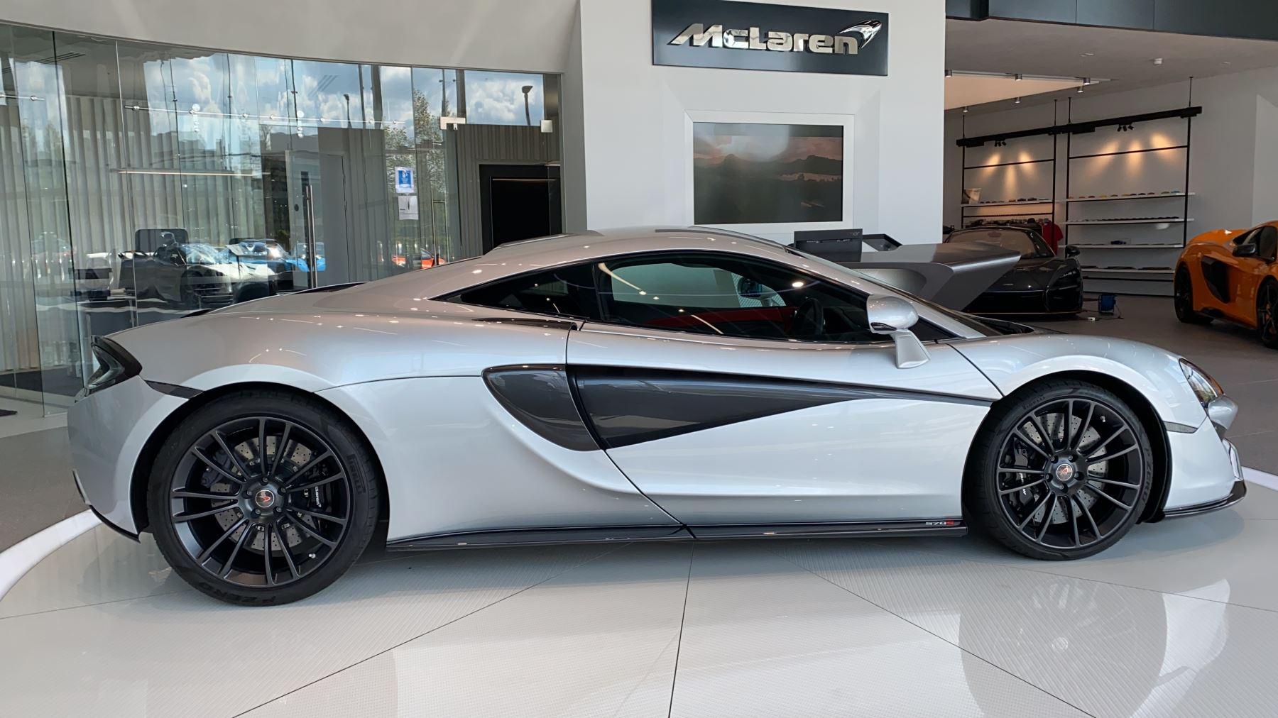McLaren 570S Coupe V8 2dr SSG image 3