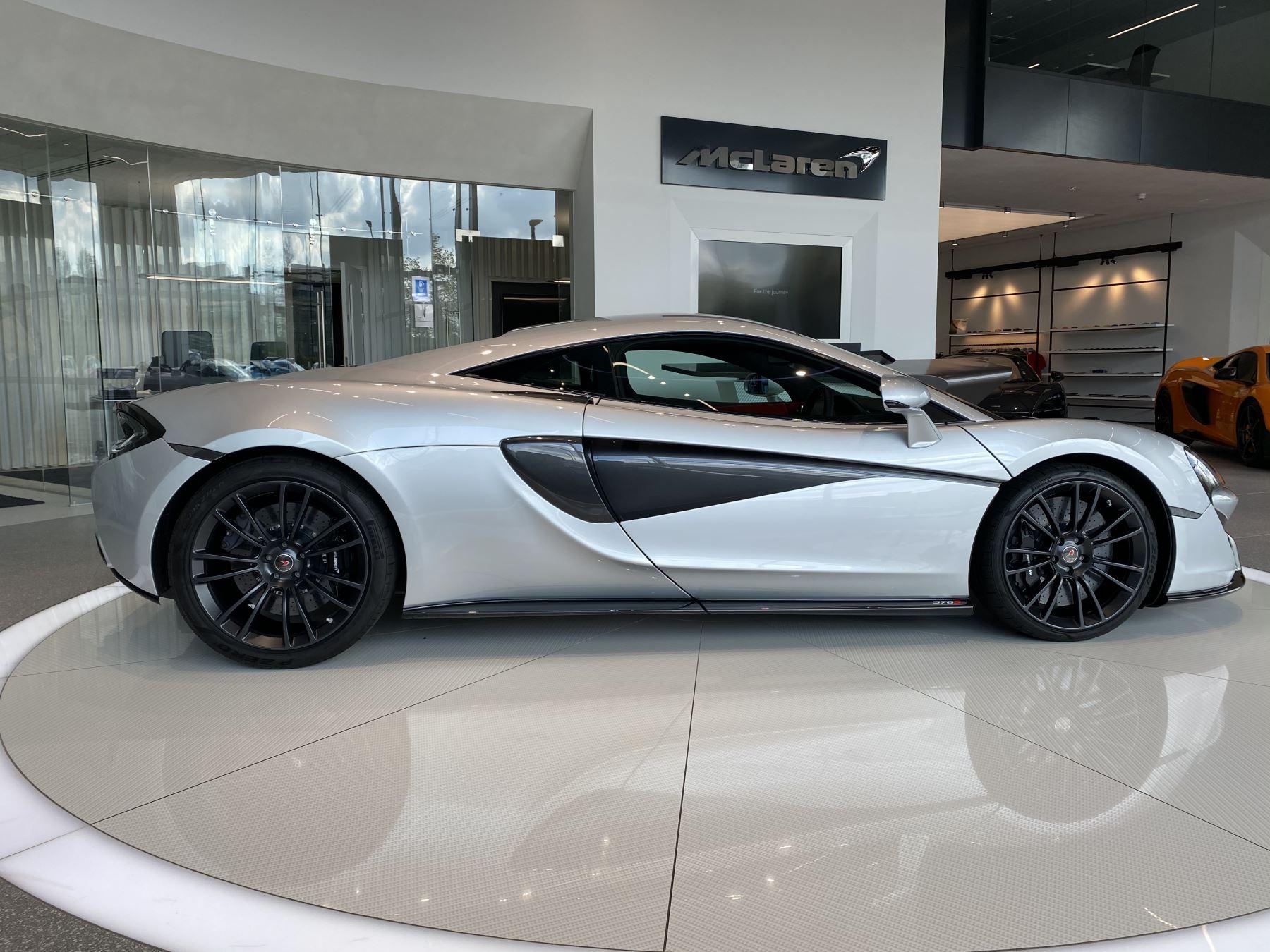 McLaren 570S Coupe V8 2dr SSG image 6