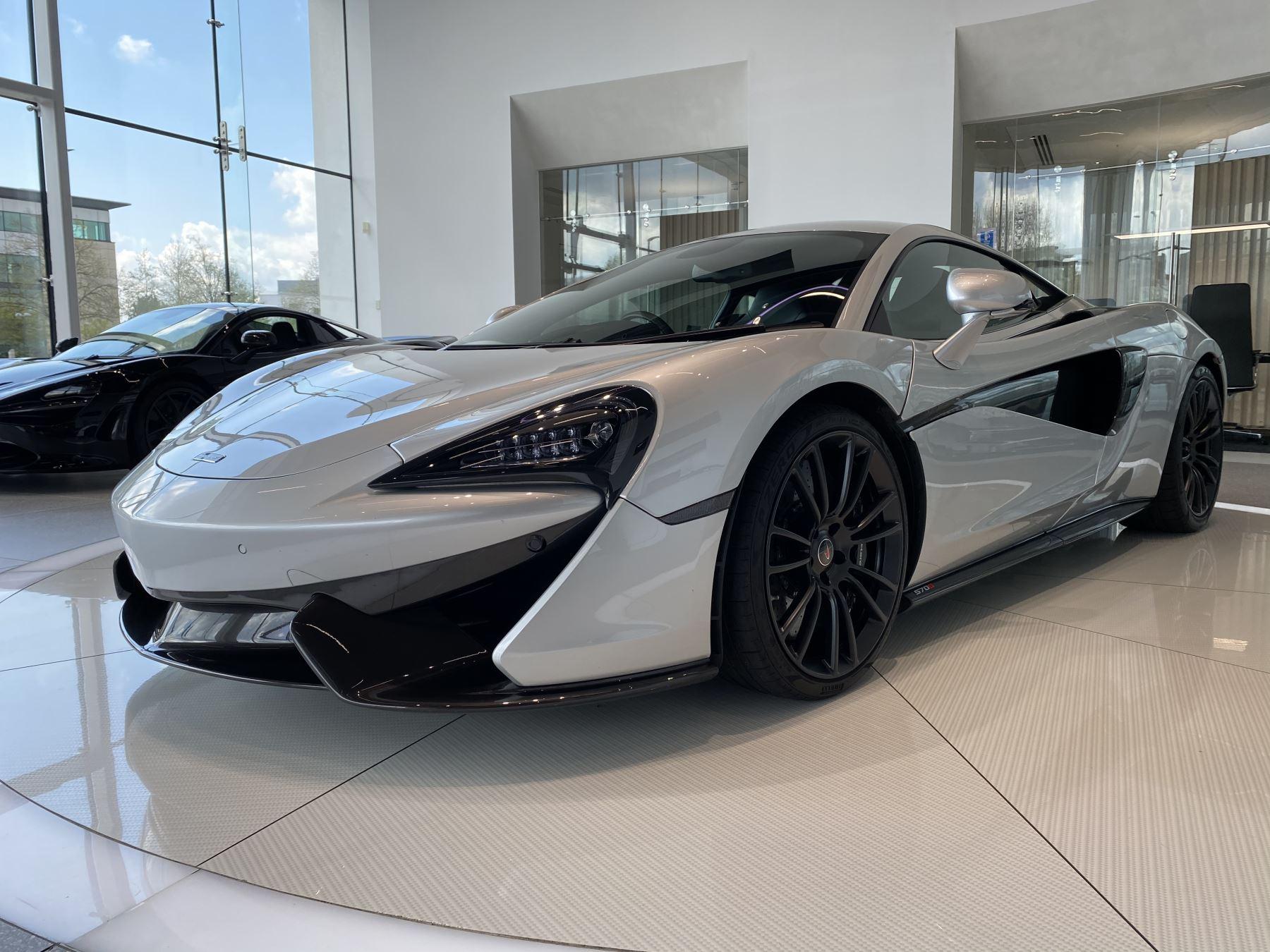 McLaren 570S Coupe V8 2dr SSG image 17