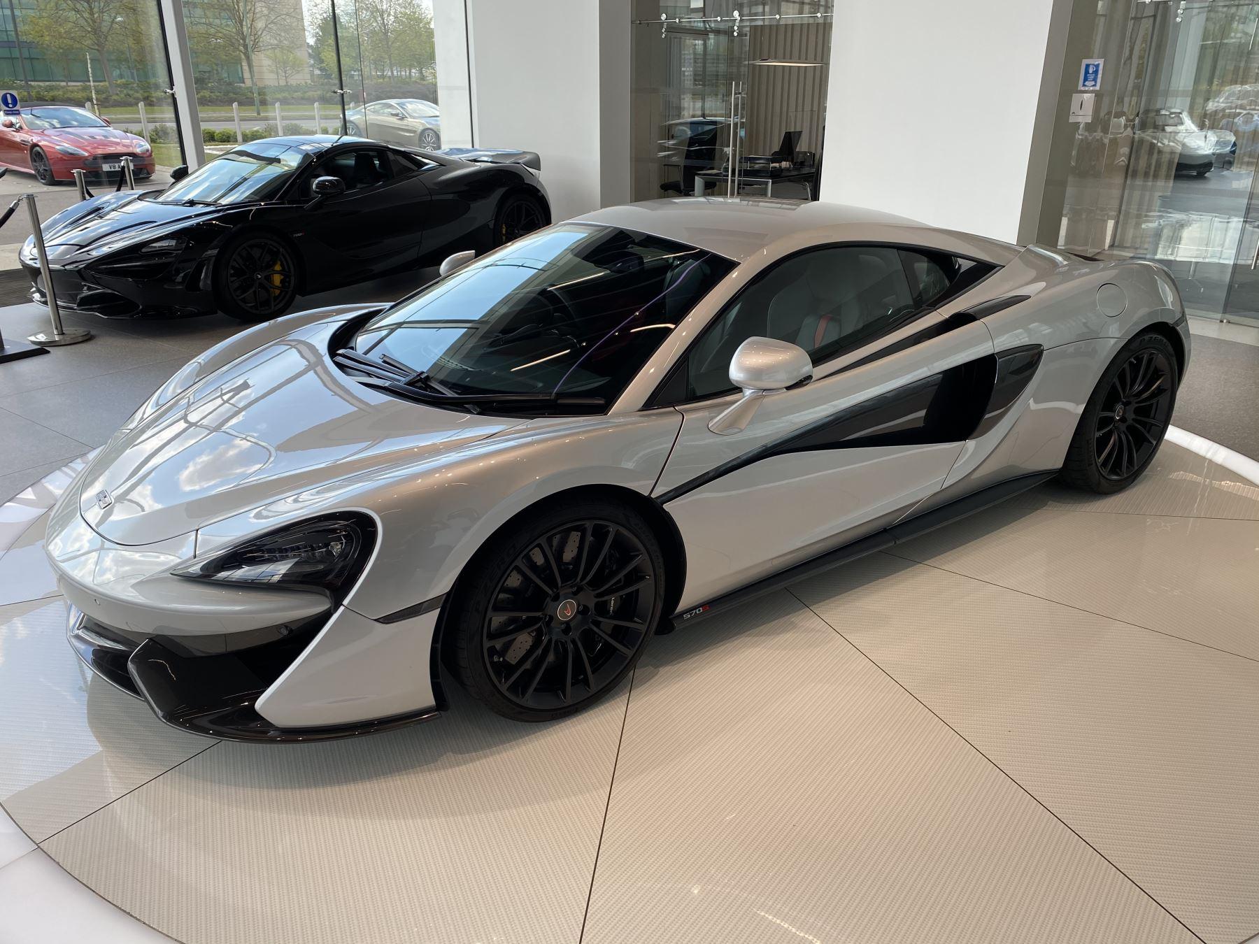 McLaren 570S Coupe V8 2dr SSG image 18