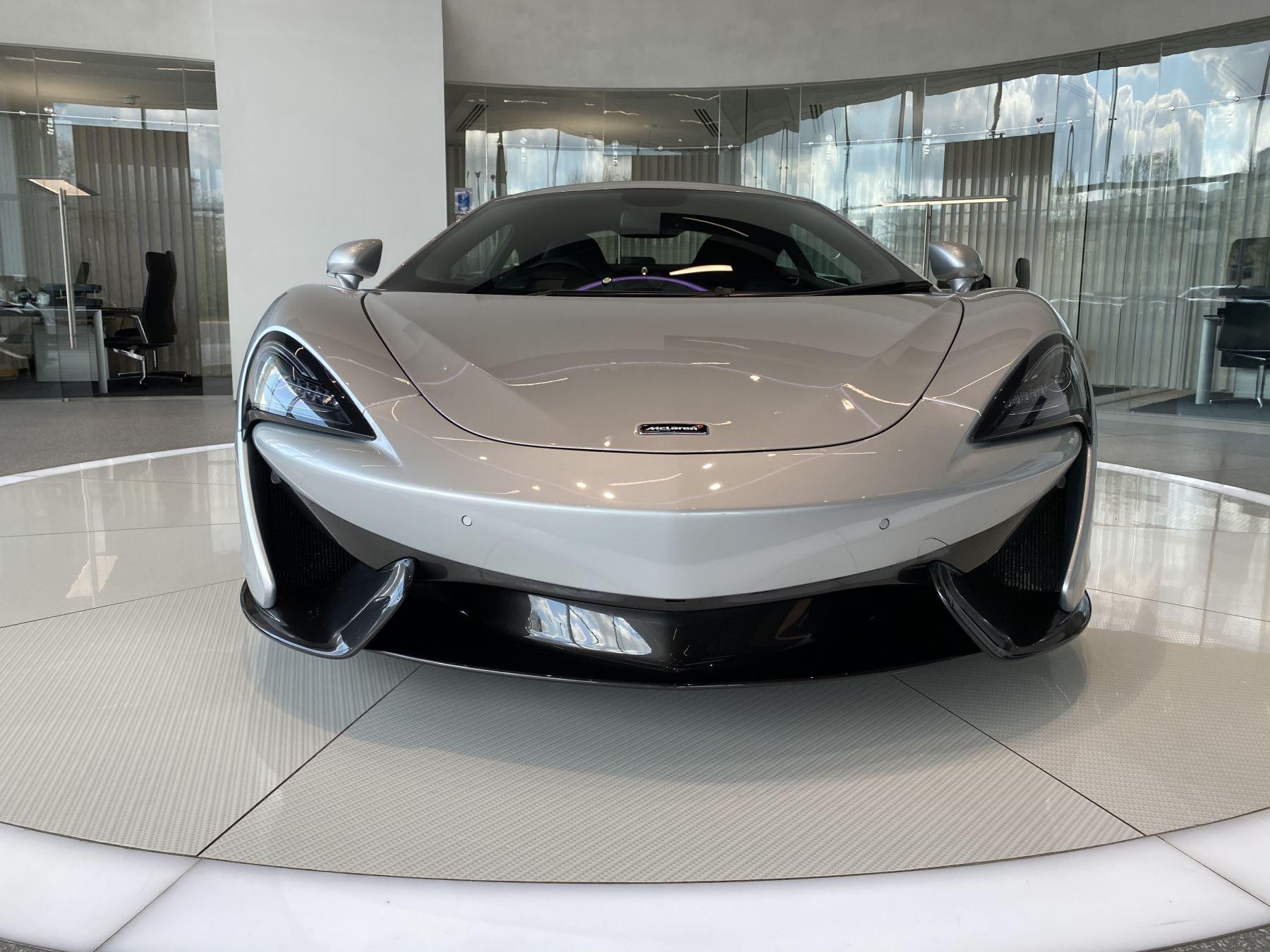 McLaren 570S Coupe V8 2dr SSG image 19