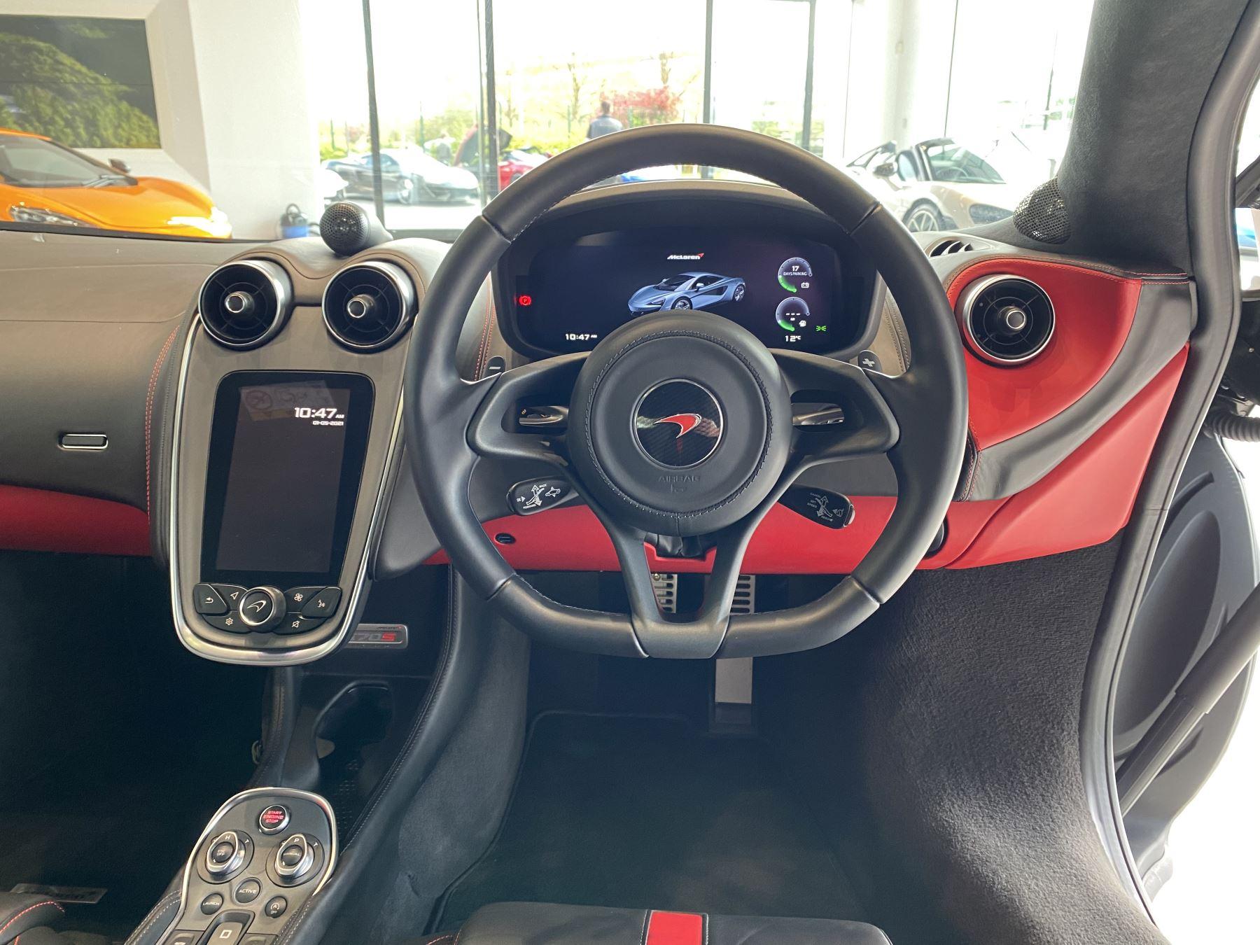 McLaren 570S Coupe V8 2dr SSG image 24