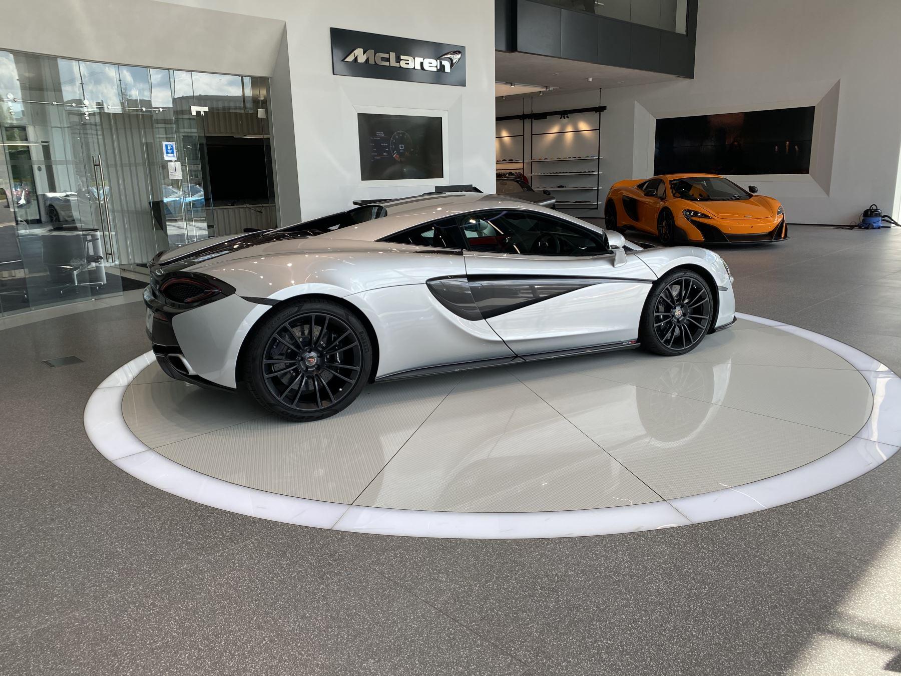 McLaren 570S Coupe V8 2dr SSG image 35
