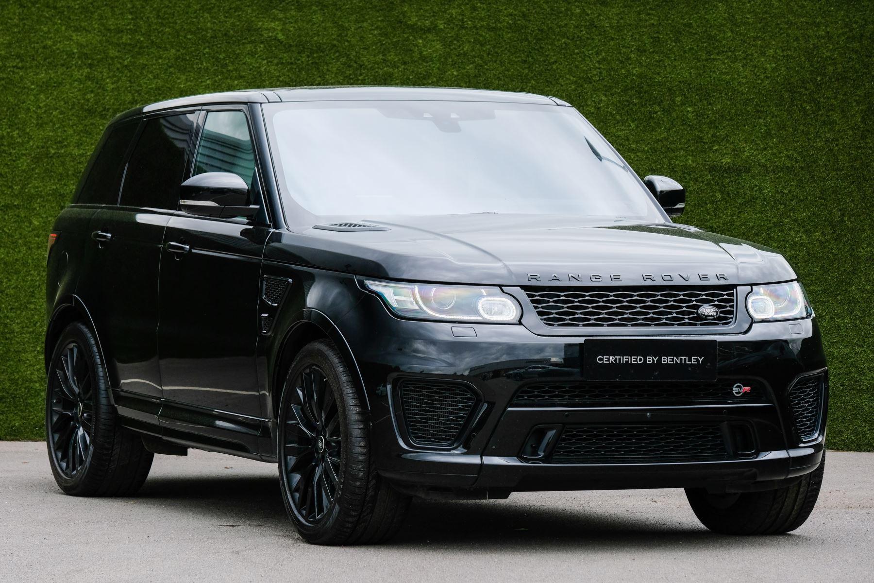 Land Rover Range Rover Sport 5.0 V8 S/C SVR 5dr Automatic Estate
