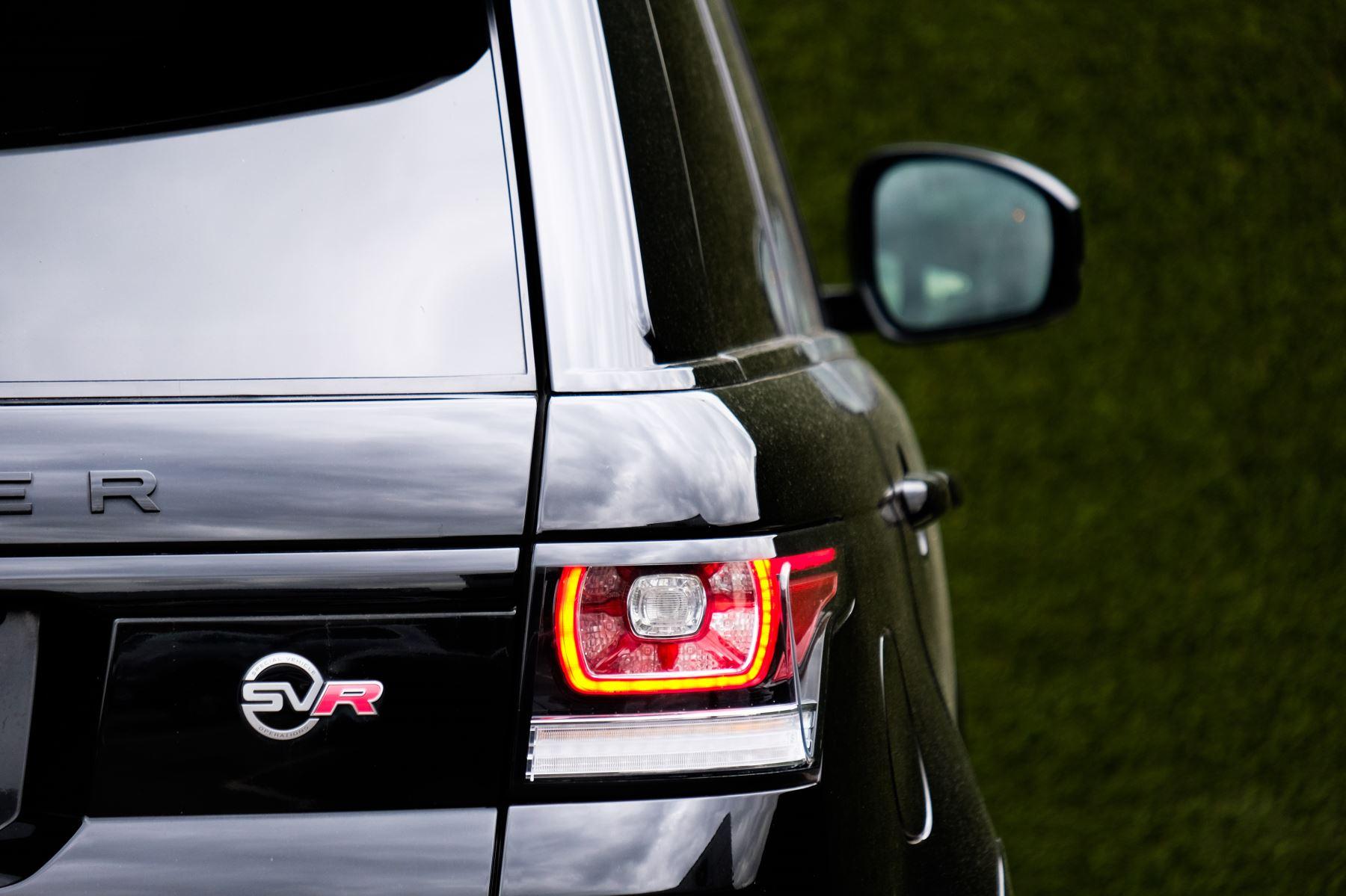 Land Rover Range Rover Sport 5.0 V8 S/C SVR 5dr image 8