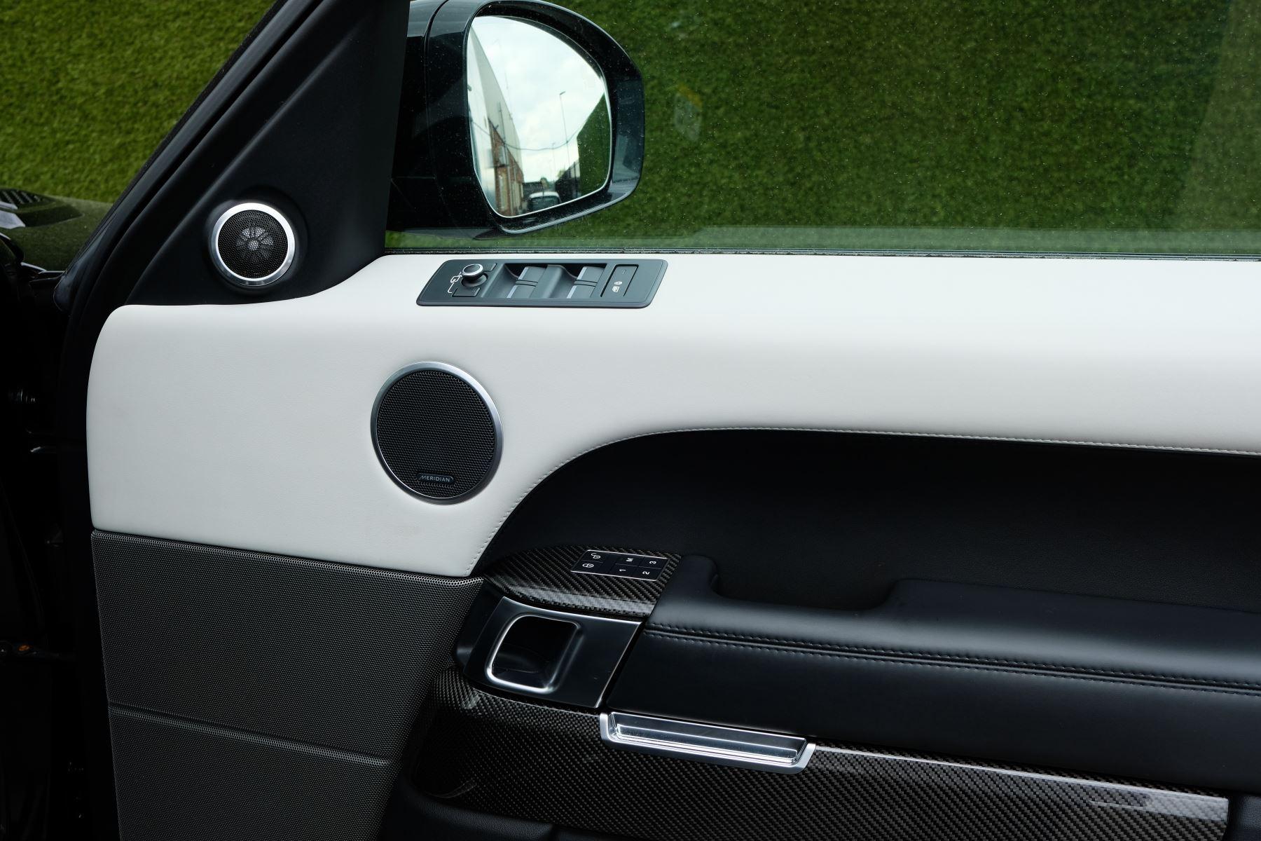 Land Rover Range Rover Sport 5.0 V8 S/C SVR 5dr image 10