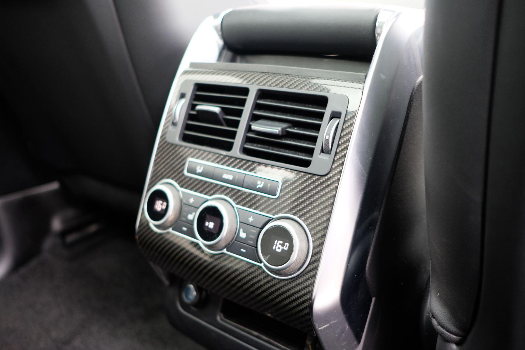 Land Rover Range Rover Sport 5.0 V8 S/C SVR 5dr image 12