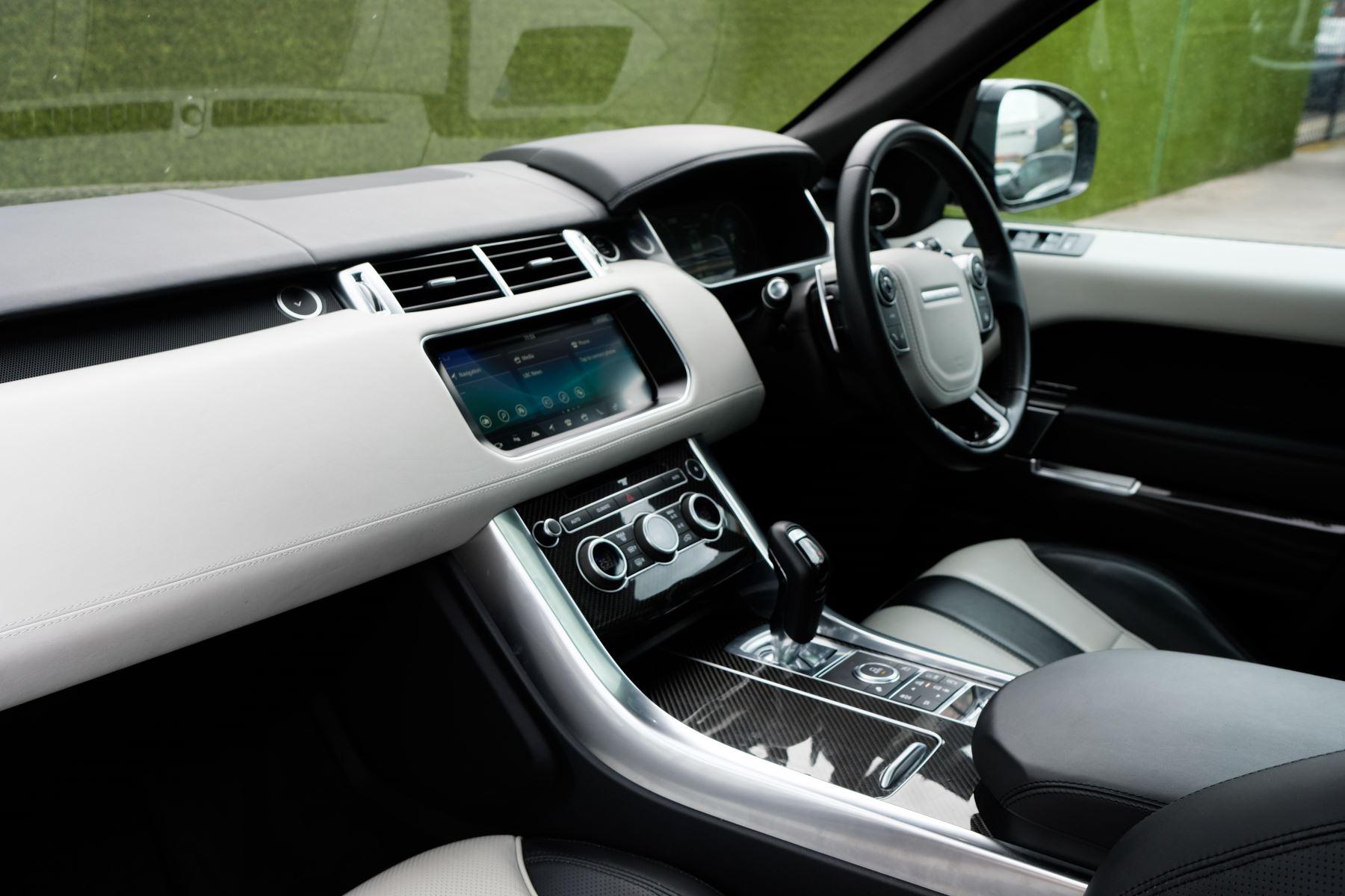 Land Rover Range Rover Sport 5.0 V8 S/C SVR 5dr image 14
