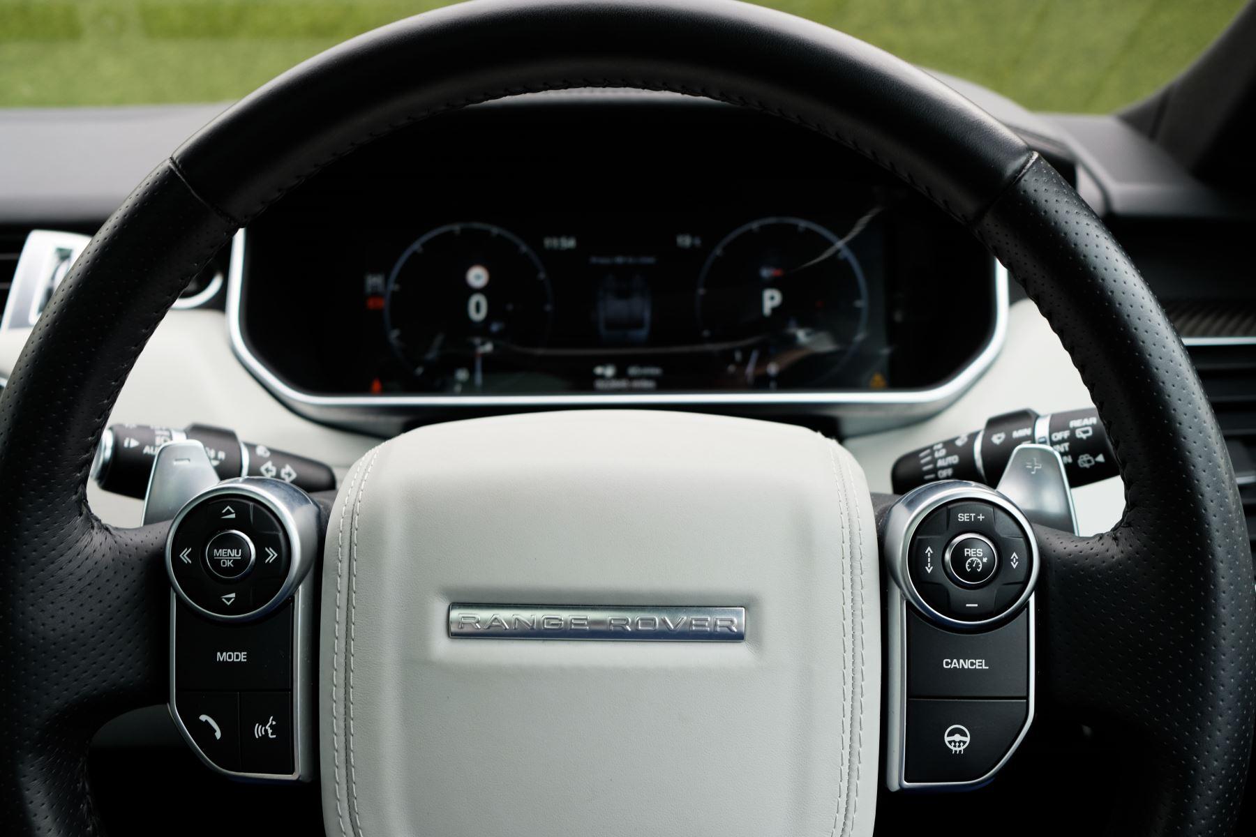 Land Rover Range Rover Sport 5.0 V8 S/C SVR 5dr image 18