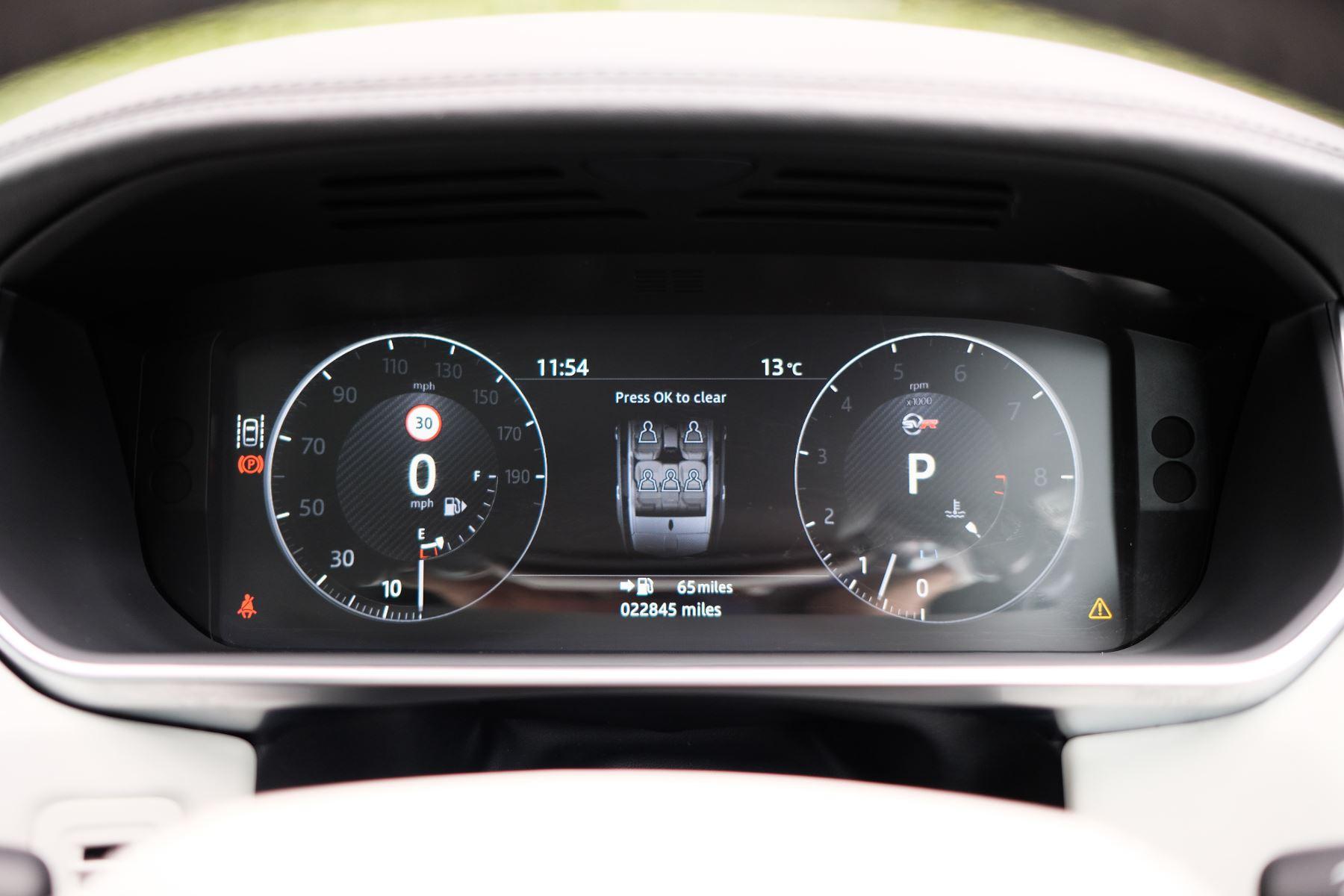 Land Rover Range Rover Sport 5.0 V8 S/C SVR 5dr image 31