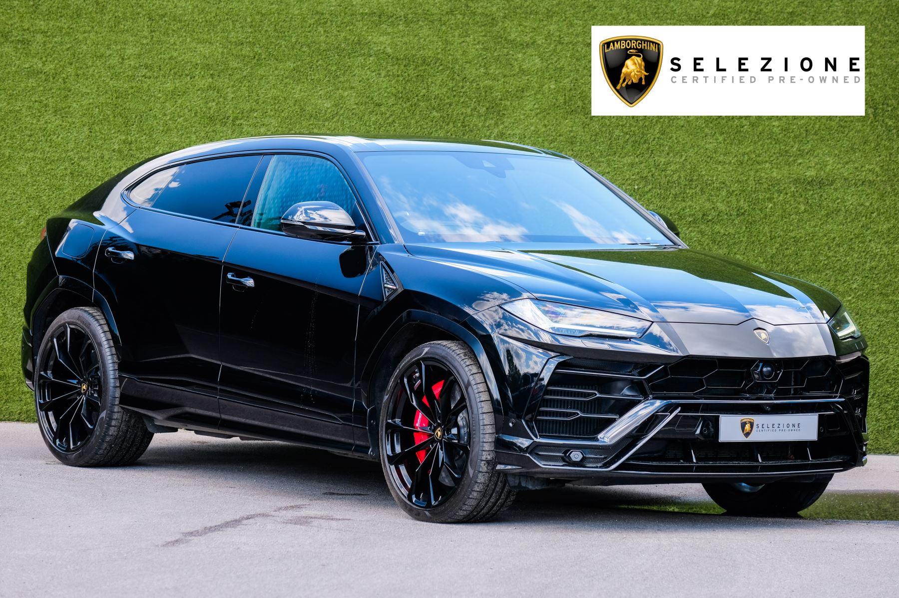 Lamborghini Urus 4.0T FSI V8 AUTO- 4 SEAT CONFIGURATION - NIGHT VISION - 23 INCH ALLOYS Automatic 5 door Estate