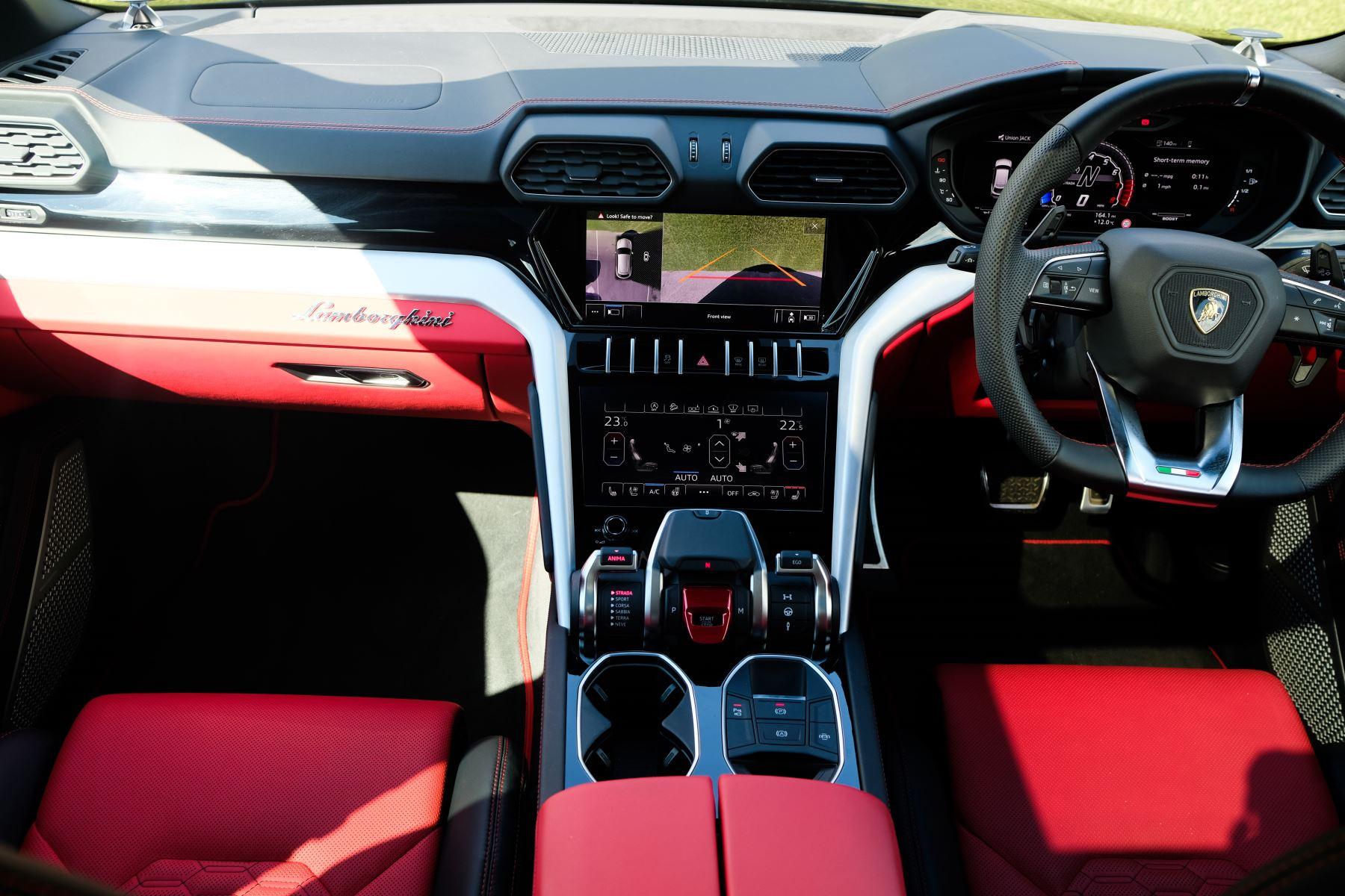 Lamborghini Urus 4.0T FSI V8 AUTO- 4 SEAT CONFIGURATION - NIGHT VISION - 23 INCH ALLOYS image 7