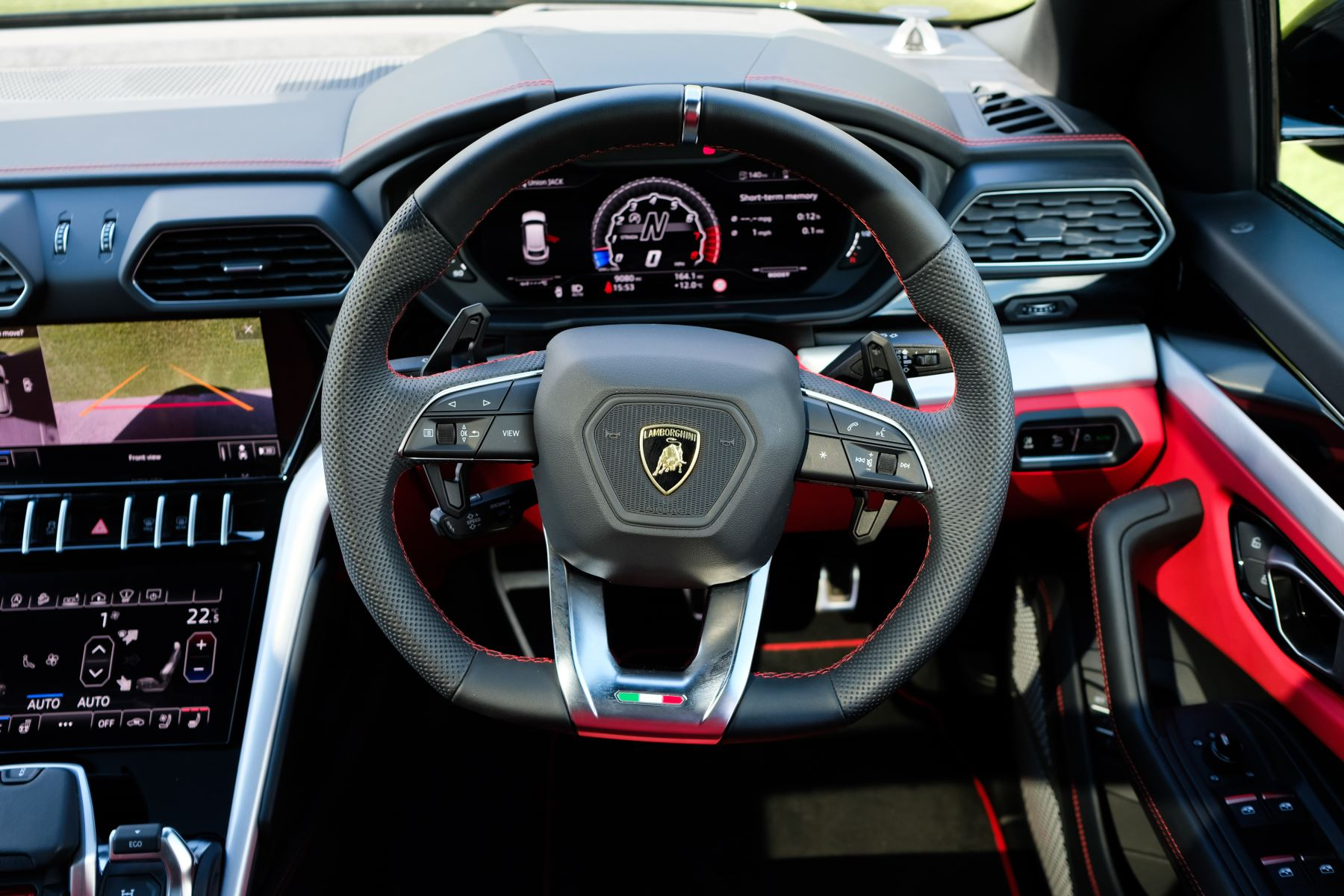 Lamborghini Urus 4.0T FSI V8 AUTO- 4 SEAT CONFIGURATION - NIGHT VISION - 23 INCH ALLOYS image 16
