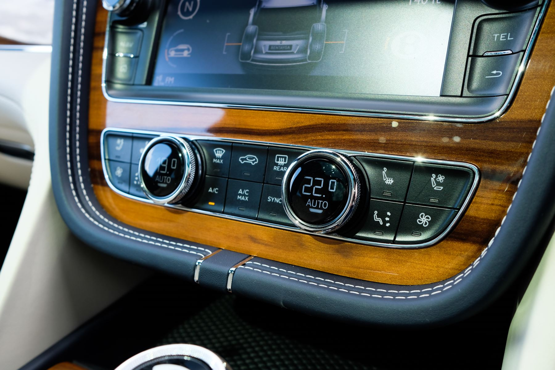 Bentley Bentayga 6.0 W12 - All Terrain, Sunshine, City and Touring Specification image 23
