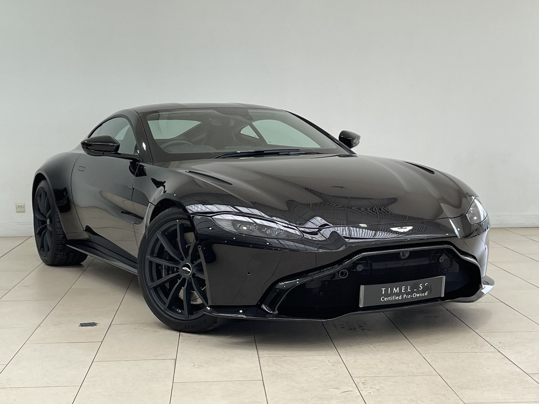 Aston Martin New Vantage 2dr ZF 8 Speed Auto 4.0 Automatic 3 door Coupe (2021)