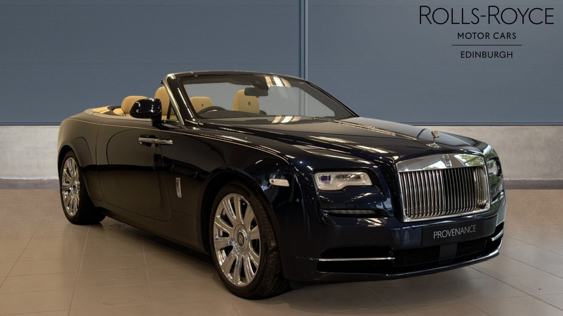 Rolls-Royce Dawn 2dr Auto 6.6 Automatic Convertible