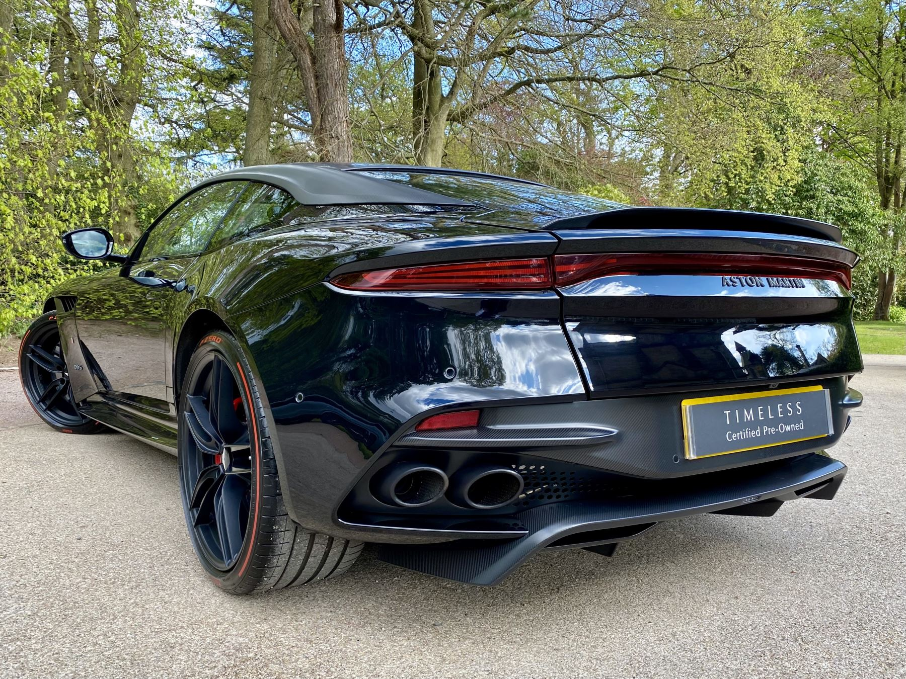 Aston Martin DBS V12 Superleggera 2dr Touchtronic Tag Edition  1 of 50 produced worldwide  image 7