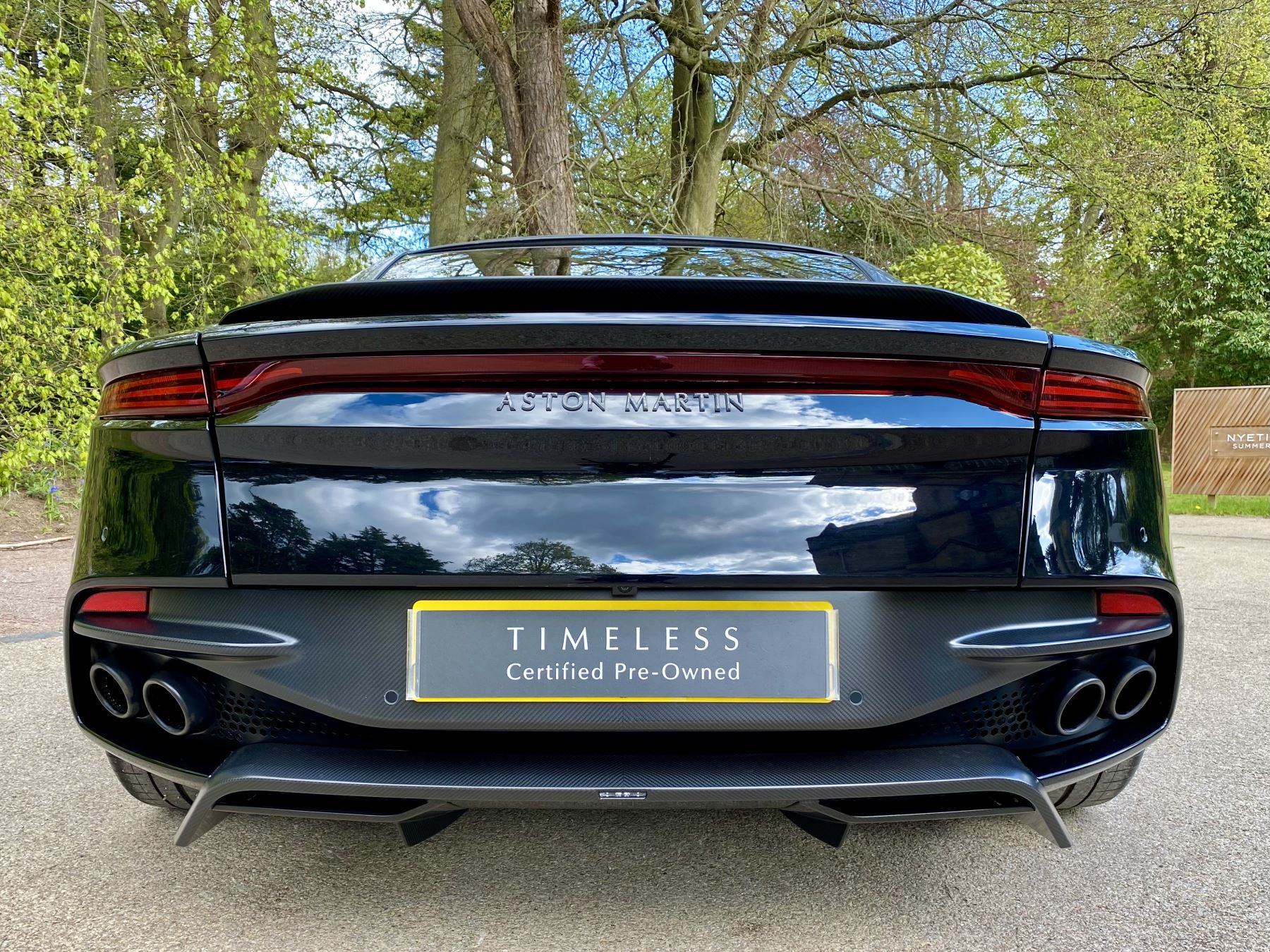 Aston Martin DBS V12 Superleggera 2dr Touchtronic Tag Edition  1 of 50 produced worldwide  image 6