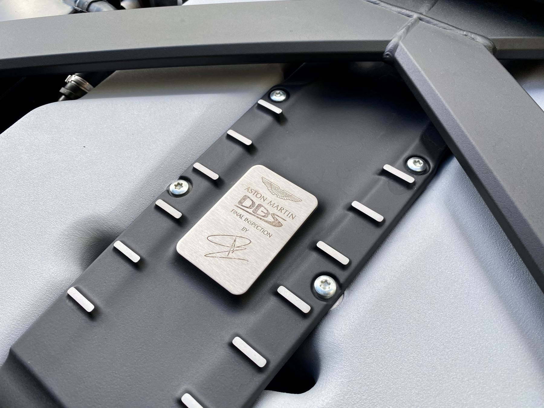 Aston Martin DBS V12 Superleggera 2dr Touchtronic Tag Edition  1 of 50 produced worldwide  image 31