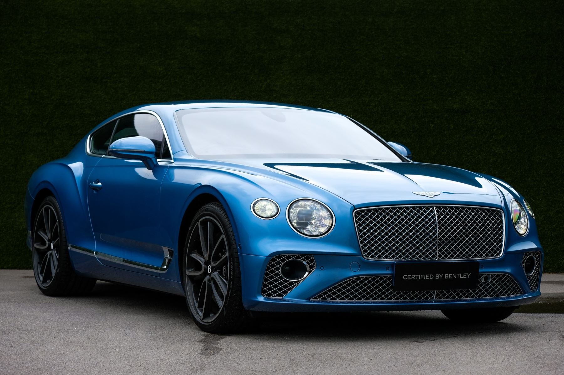 Bentley Continental GT 6.0 W12 - Mulliner Driving Specification Automatic 2 door Coupe