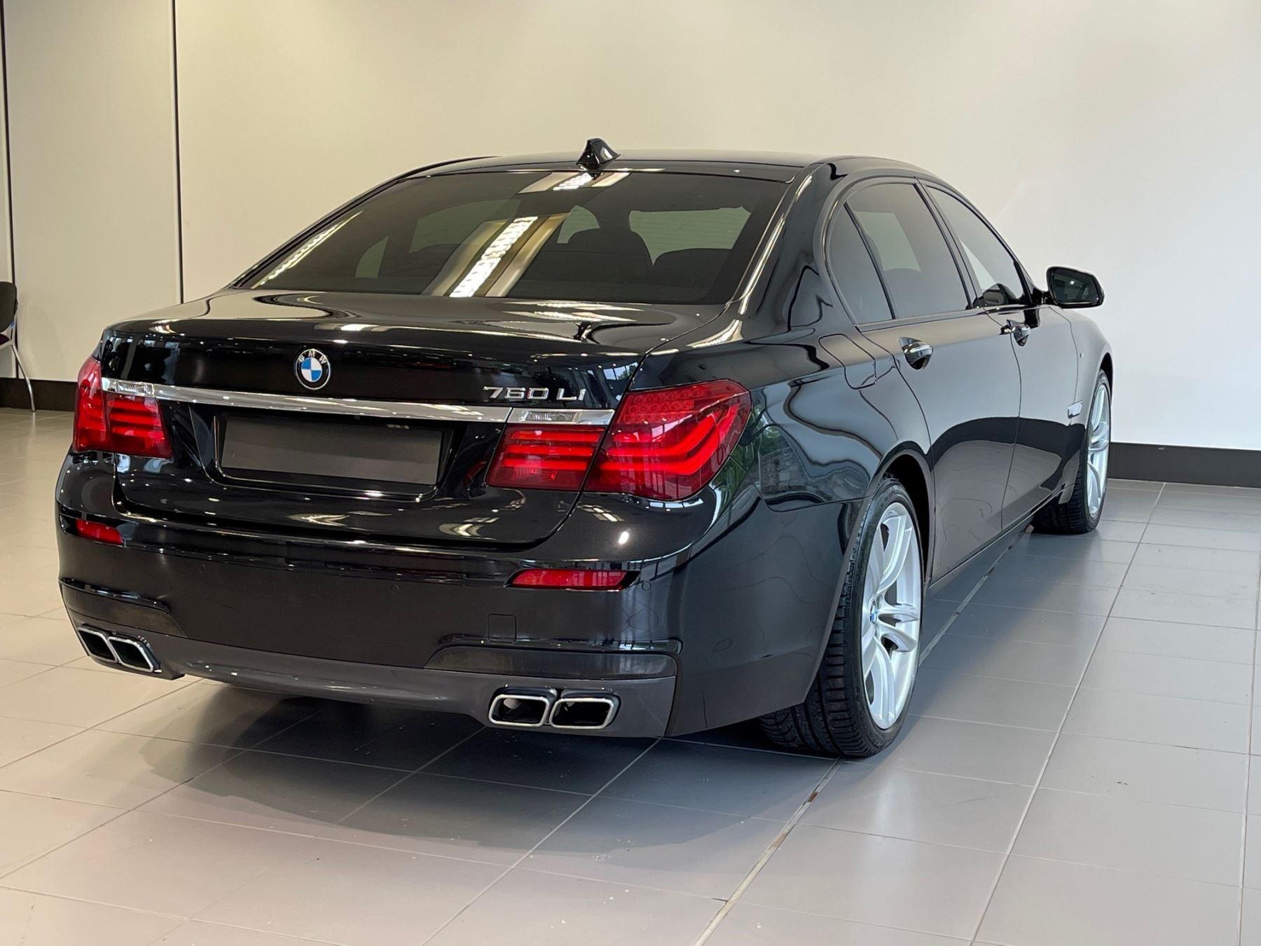 BMW 7 Series 760Li M Sport image 4