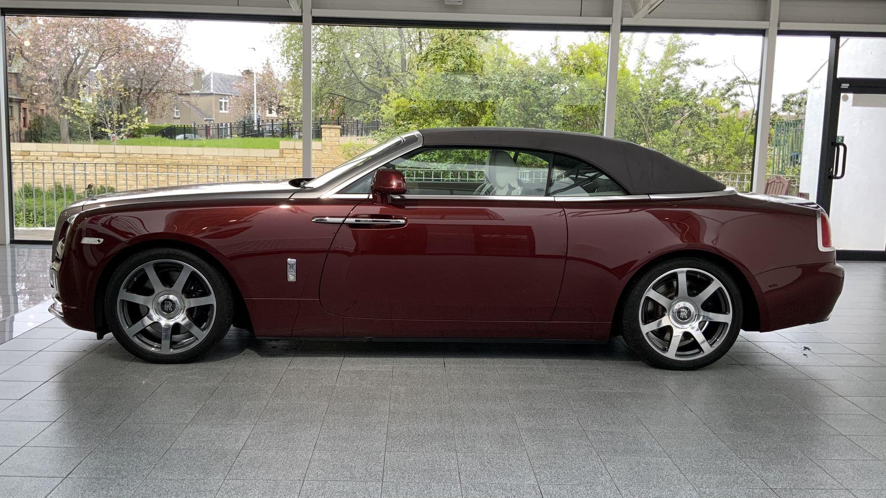 Rolls-Royce Dawn 2dr Auto image 6