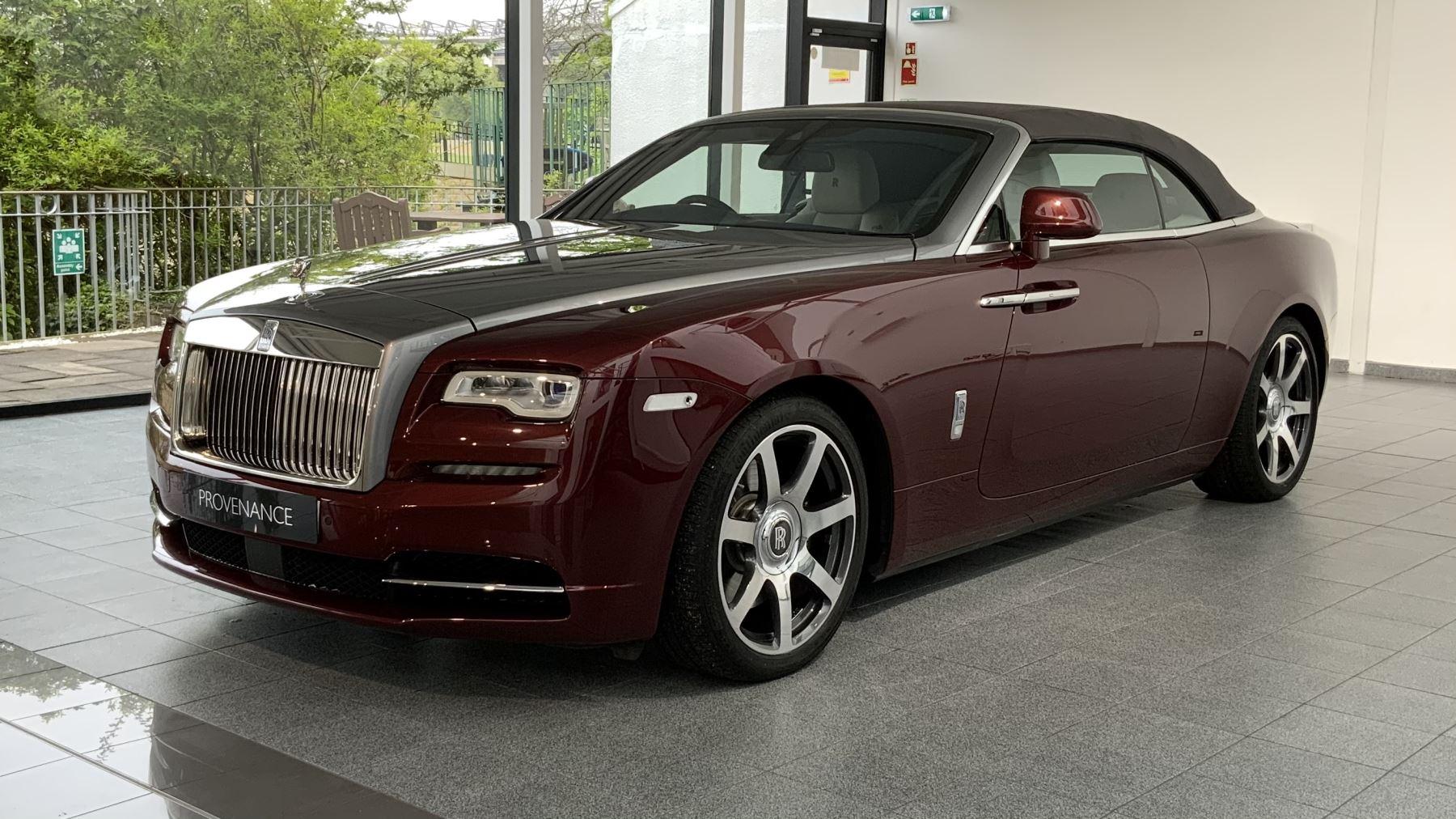 Rolls-Royce Dawn 2dr Auto image 20