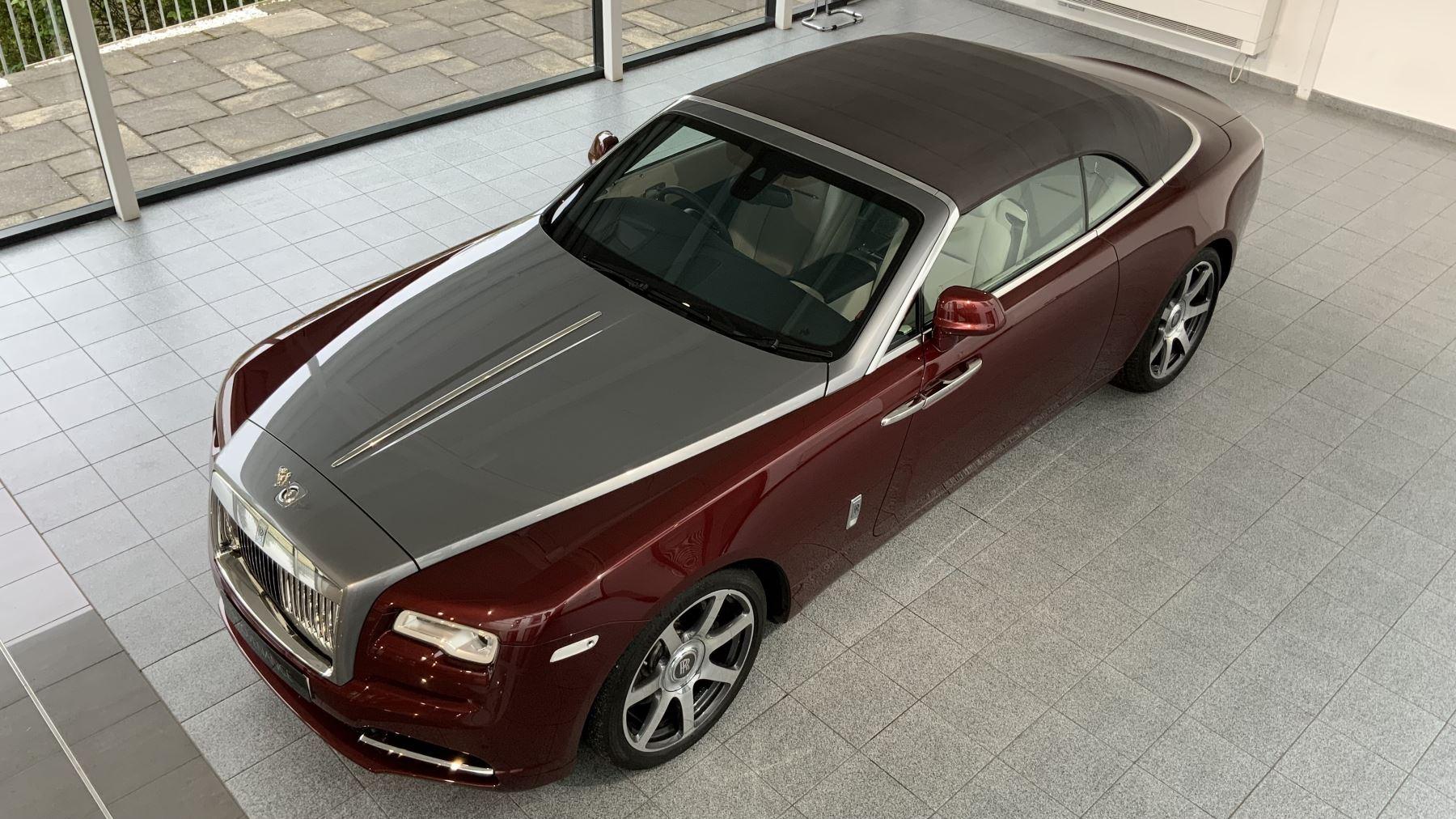 Rolls-Royce Dawn 2dr Auto image 9