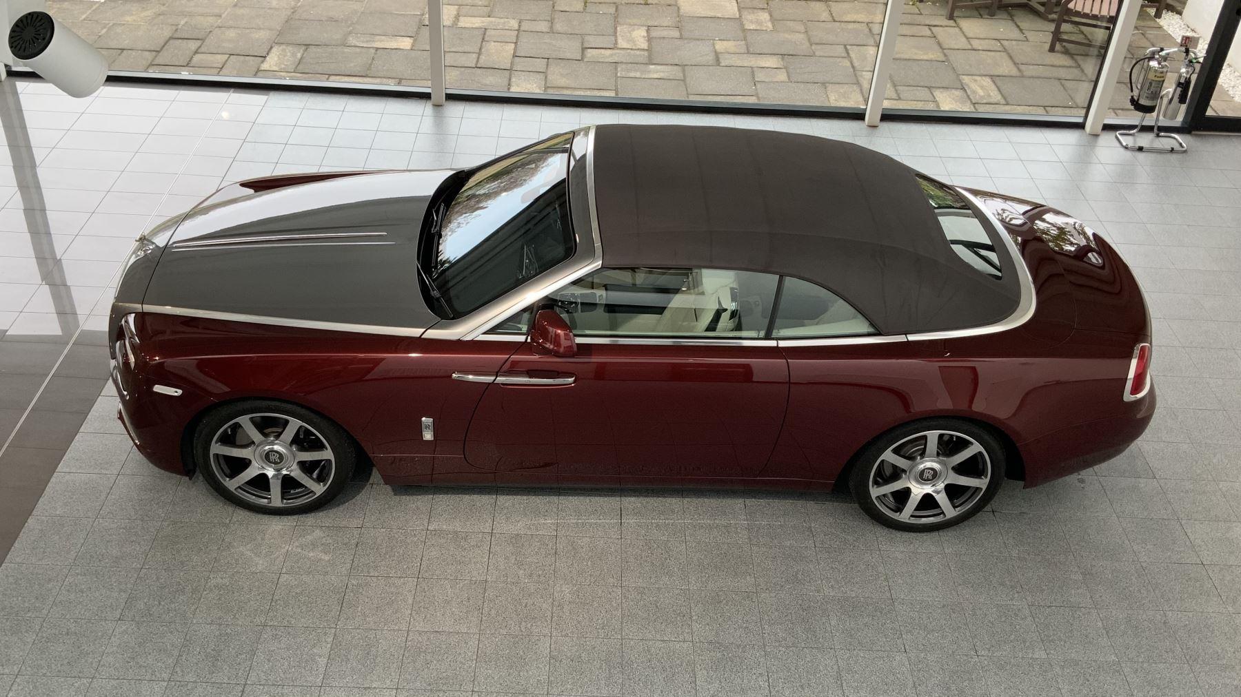 Rolls-Royce Dawn 2dr Auto image 7