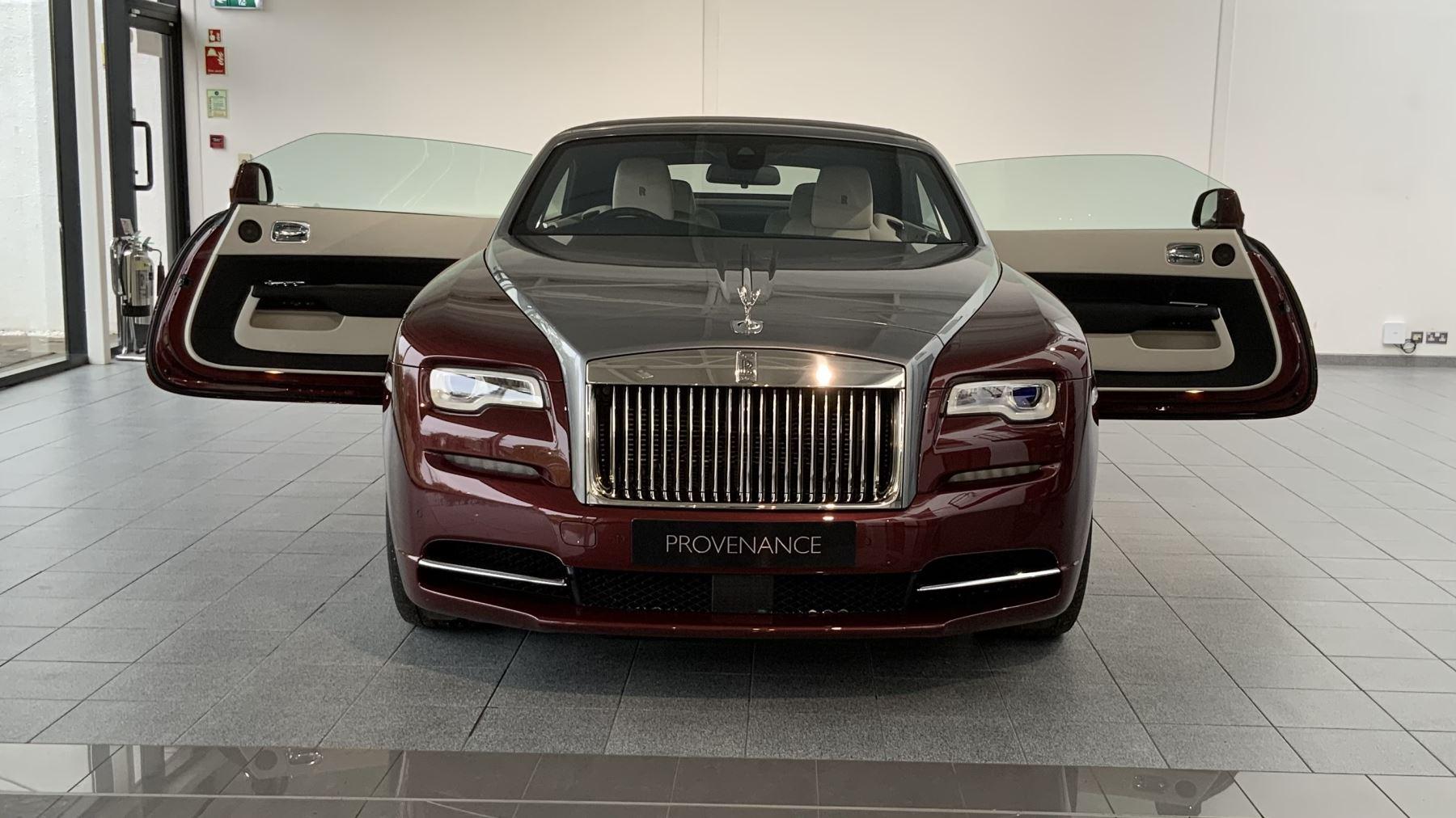 Rolls-Royce Dawn 2dr Auto image 24
