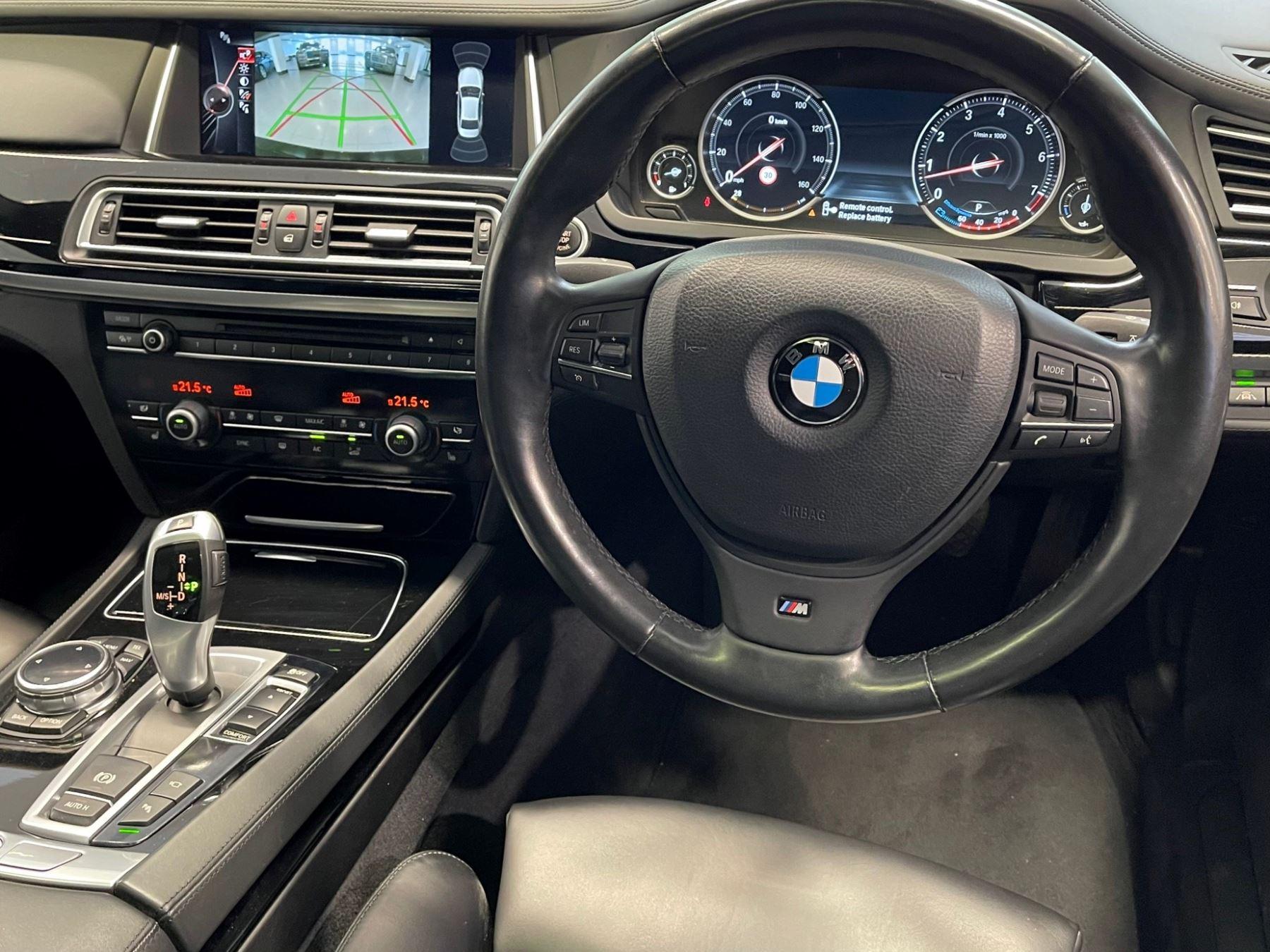 BMW 7 Series 760Li M Sport image 41