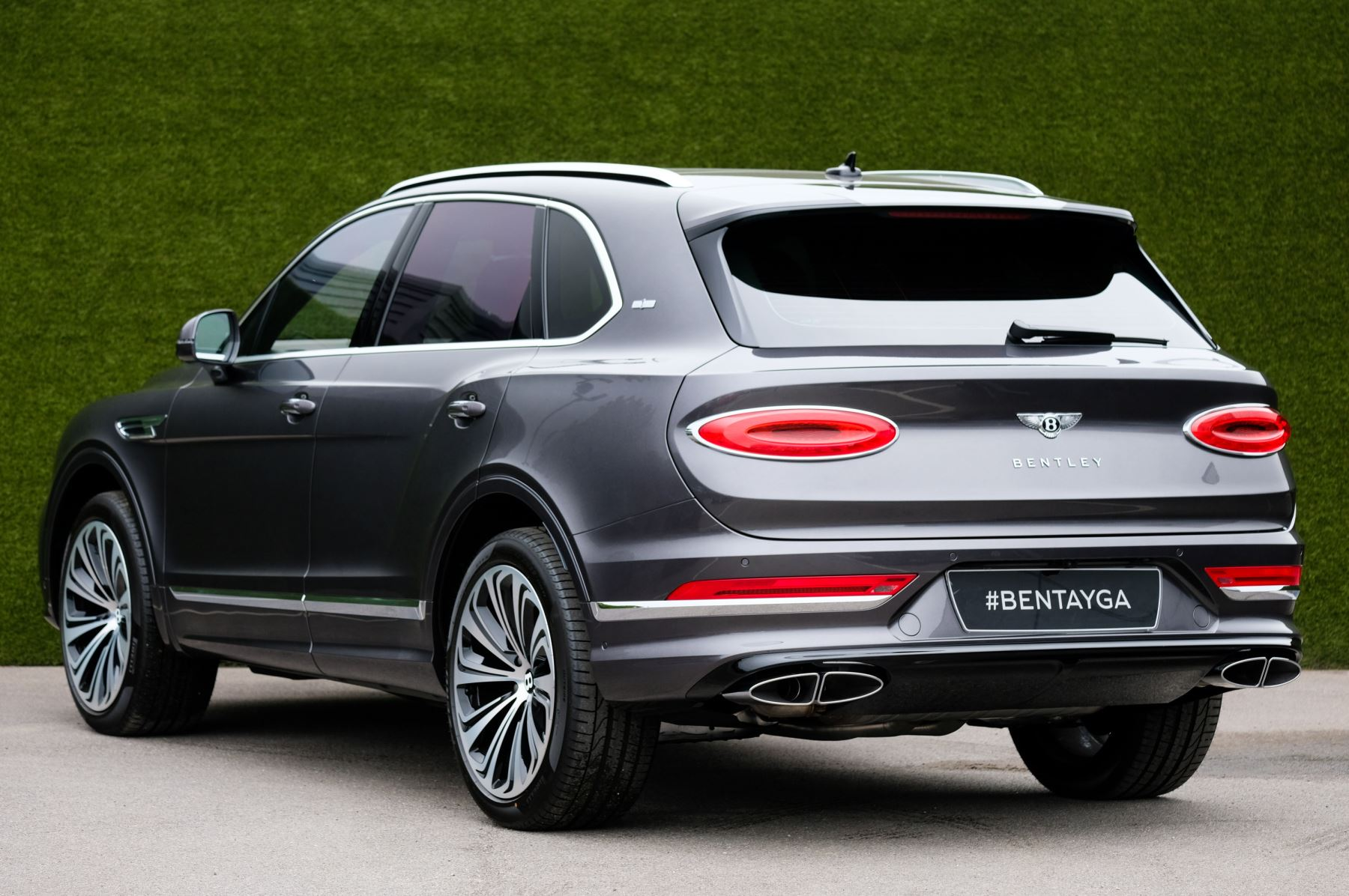 Bentley Bentayga 4.0 V8 5dr [4 Seat] - First Edition - All Terrain Specification image 5