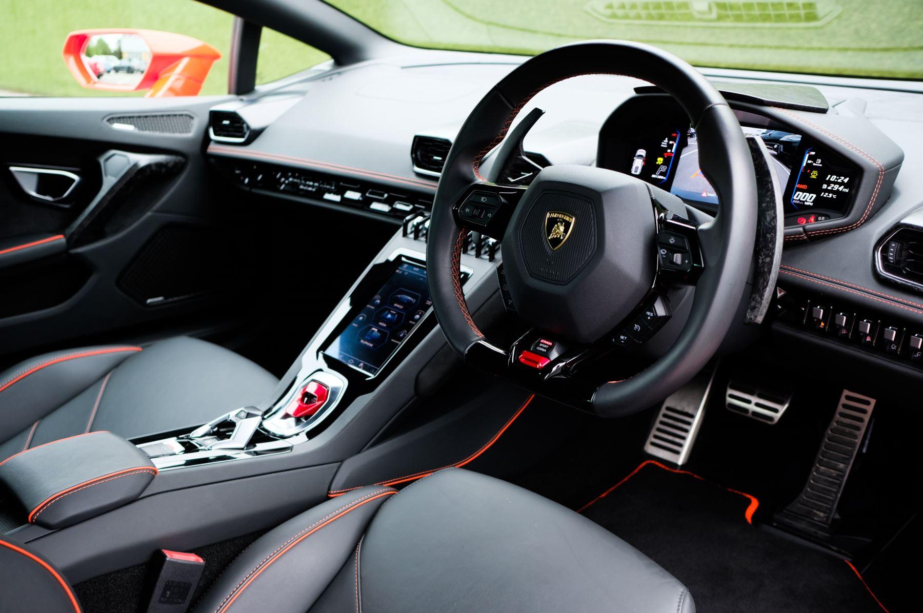 Lamborghini Huracan EVO LP 640-4 LDF image 13