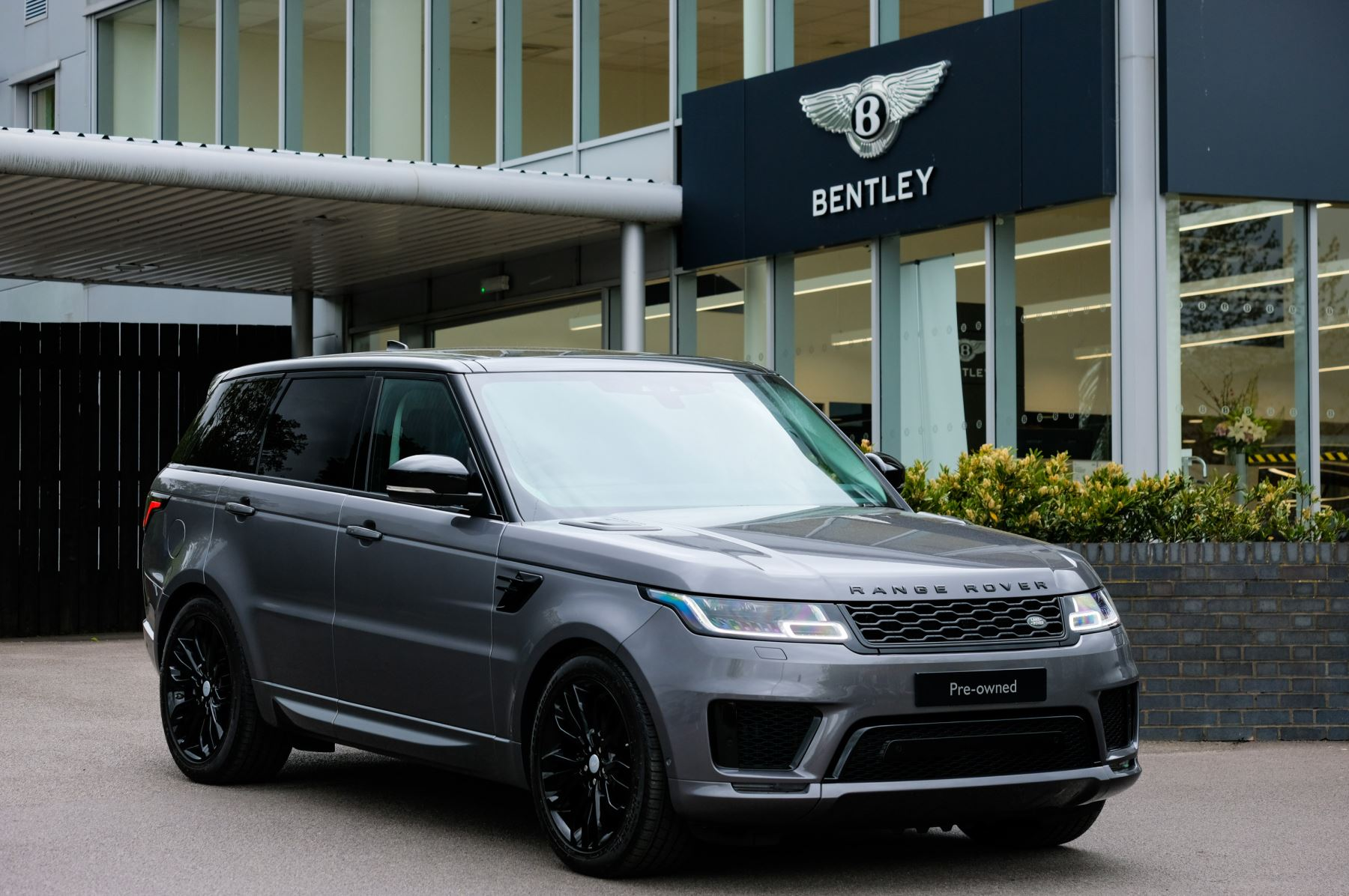 Land Rover Range Rover Sport 3.0 SDV6 Autobiography Dynamic 5dr [7 Seat] - Rear Seat Entertainment - 21 Inch Alloys image 37