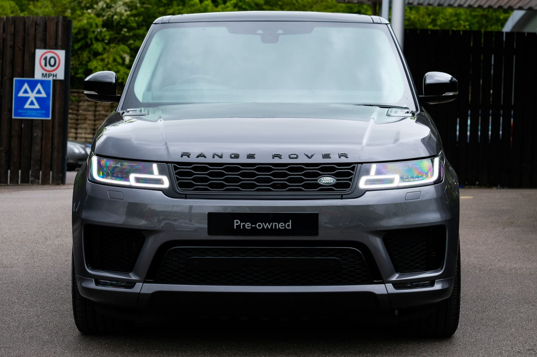 Land Rover Range Rover Sport 3.0 SDV6 Autobiography Dynamic 5dr [7 Seat] - Rear Seat Entertainment - 21 Inch Alloys image 2
