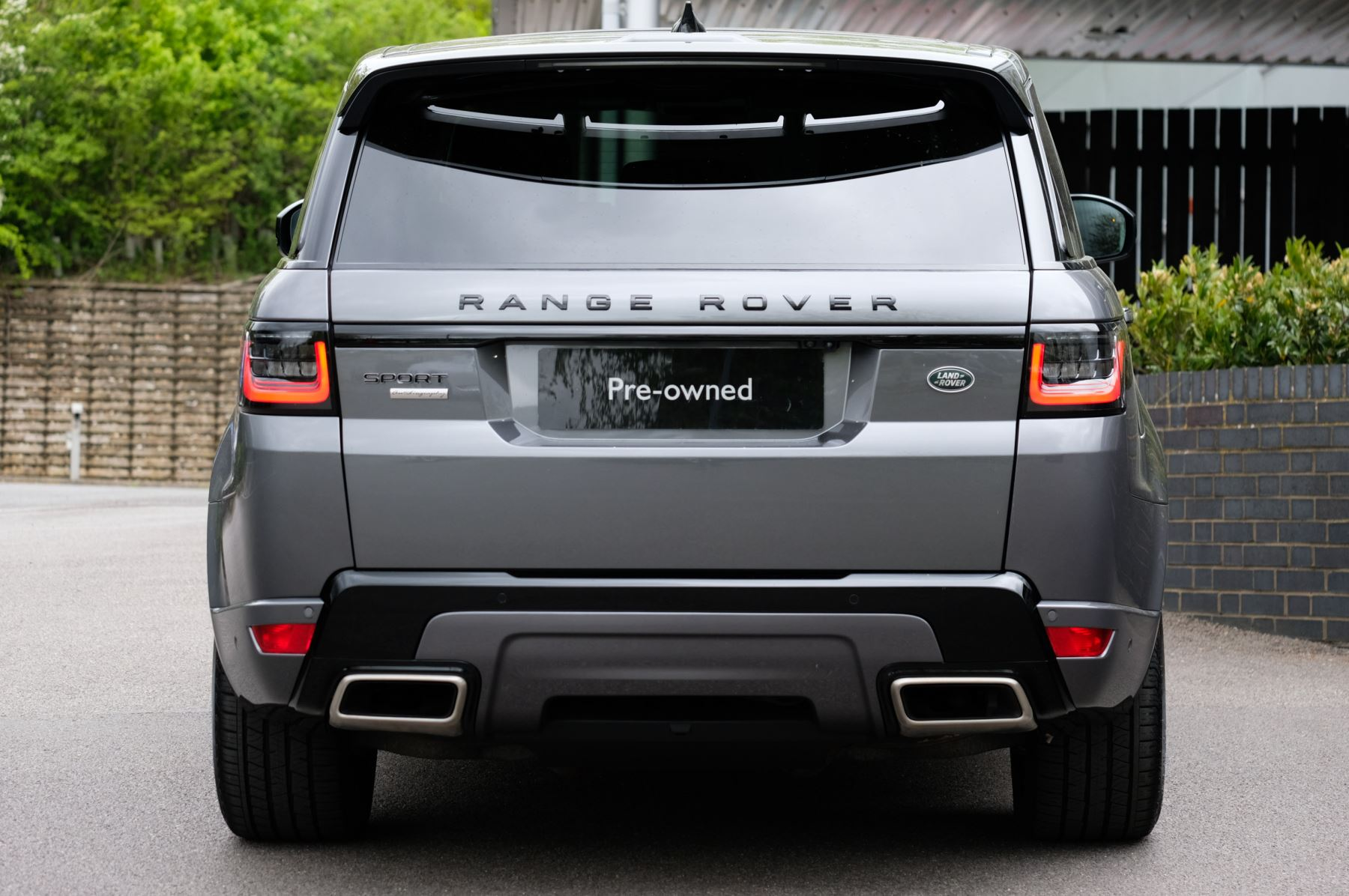 Land Rover Range Rover Sport 3.0 SDV6 Autobiography Dynamic 5dr [7 Seat] - Rear Seat Entertainment - 21 Inch Alloys image 7