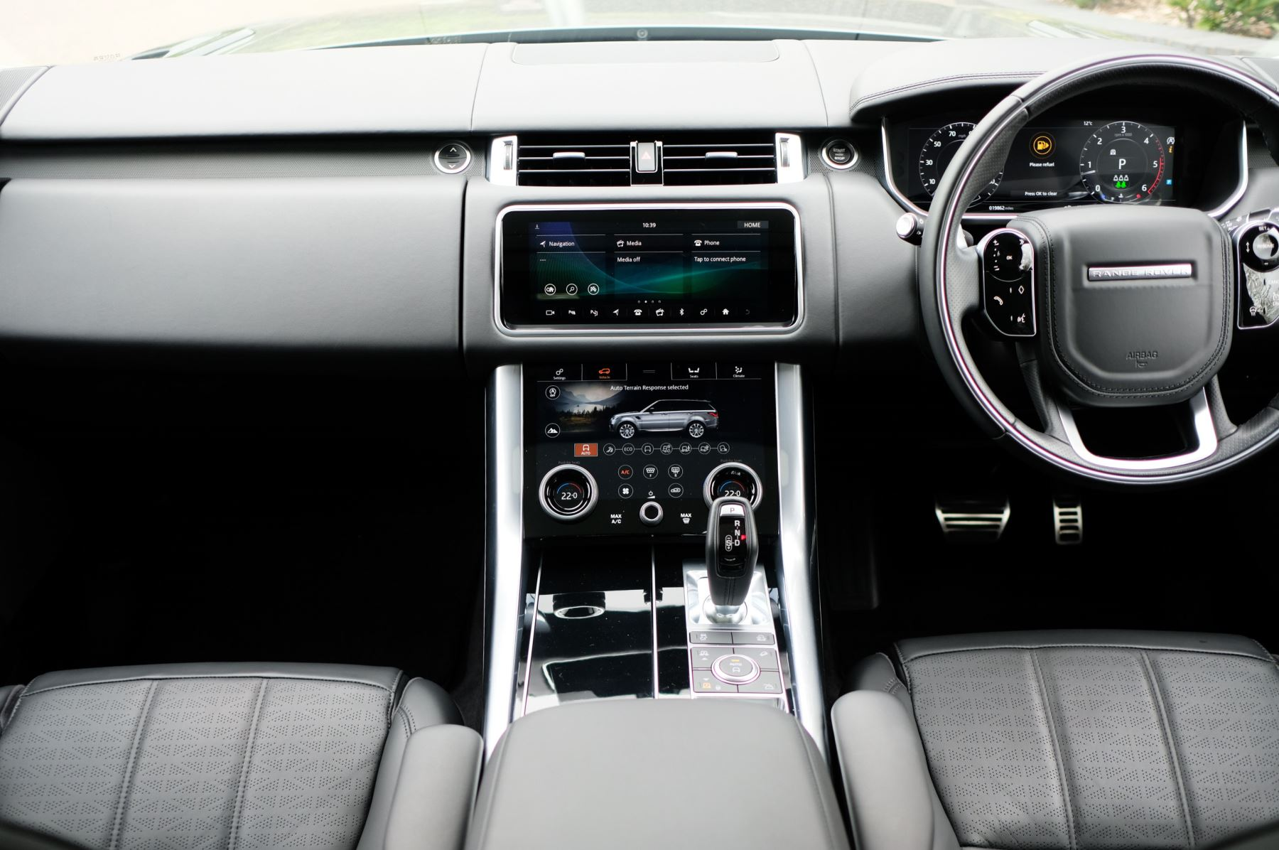 Land Rover Range Rover Sport 3.0 SDV6 Autobiography Dynamic 5dr [7 Seat] - Rear Seat Entertainment - 21 Inch Alloys image 20