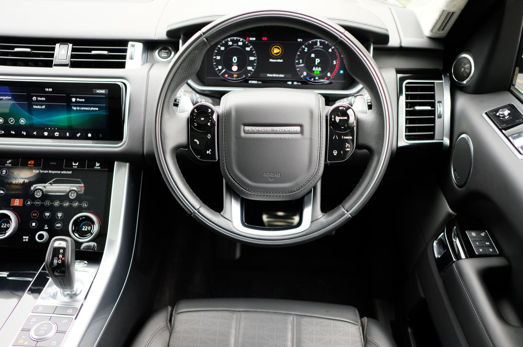 Land Rover Range Rover Sport 3.0 SDV6 Autobiography Dynamic 5dr [7 Seat] - Rear Seat Entertainment - 21 Inch Alloys image 21
