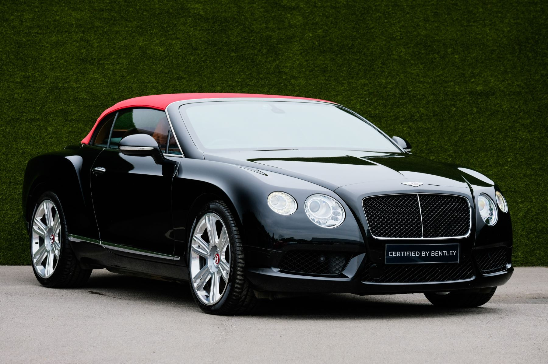 Bentley Continental GTC 4.0 V8 - Mulliner Driving Specification including Colour Specification Automatic 2 door Convertible (2014)