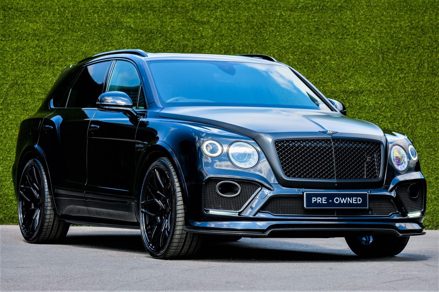 Bentley Bentayga 4.0 V8 - URBAN AUTOMOTIVE LIMITED EDITION Automatic 5 door Estate