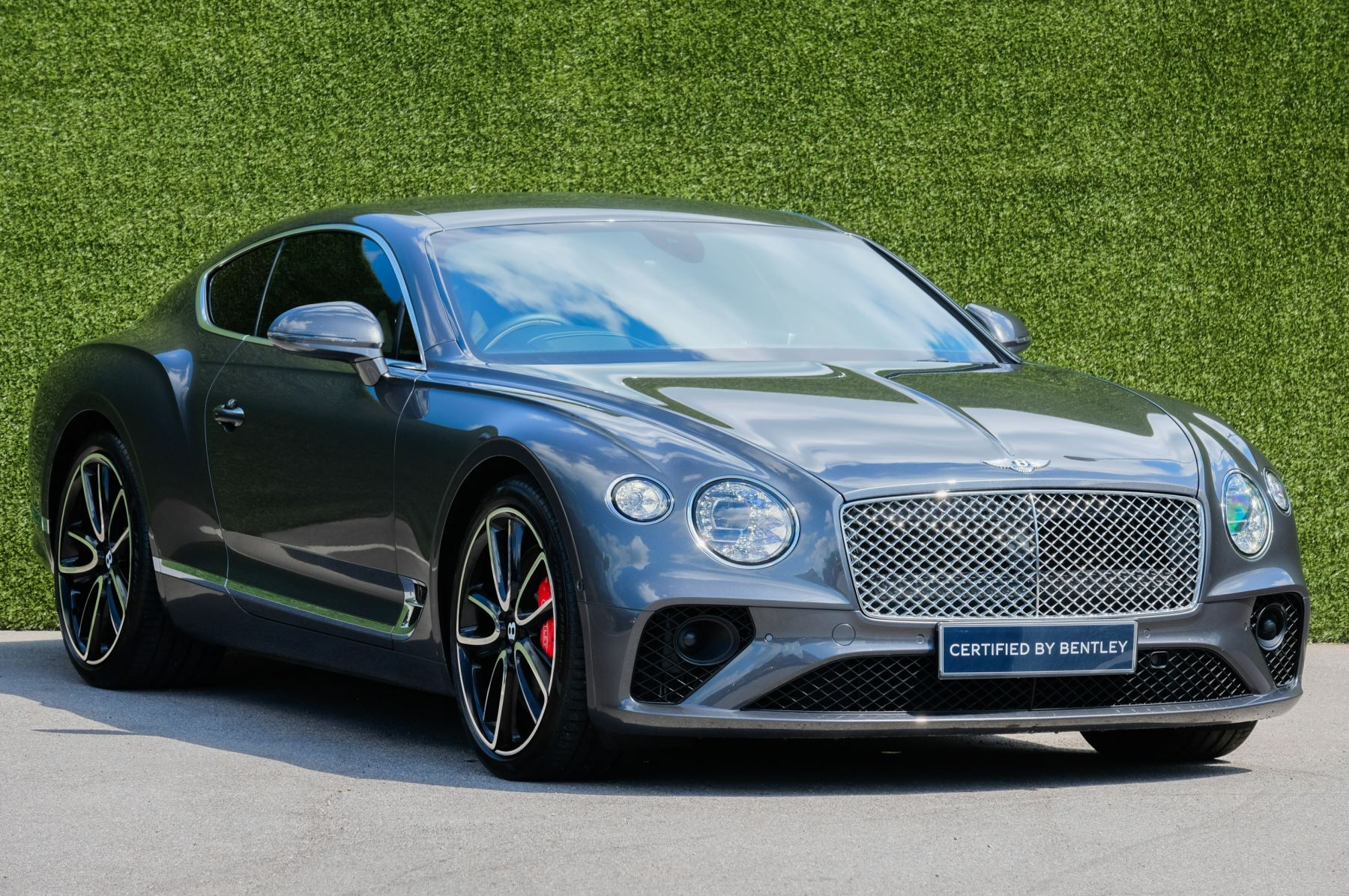 Bentley Continental GT 6.0 W12 - Mulliner Driving Specification image 1