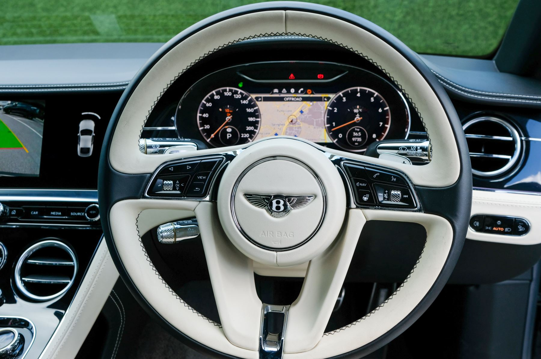Bentley Continental GT 6.0 W12 - Mulliner Driving Specification image 14