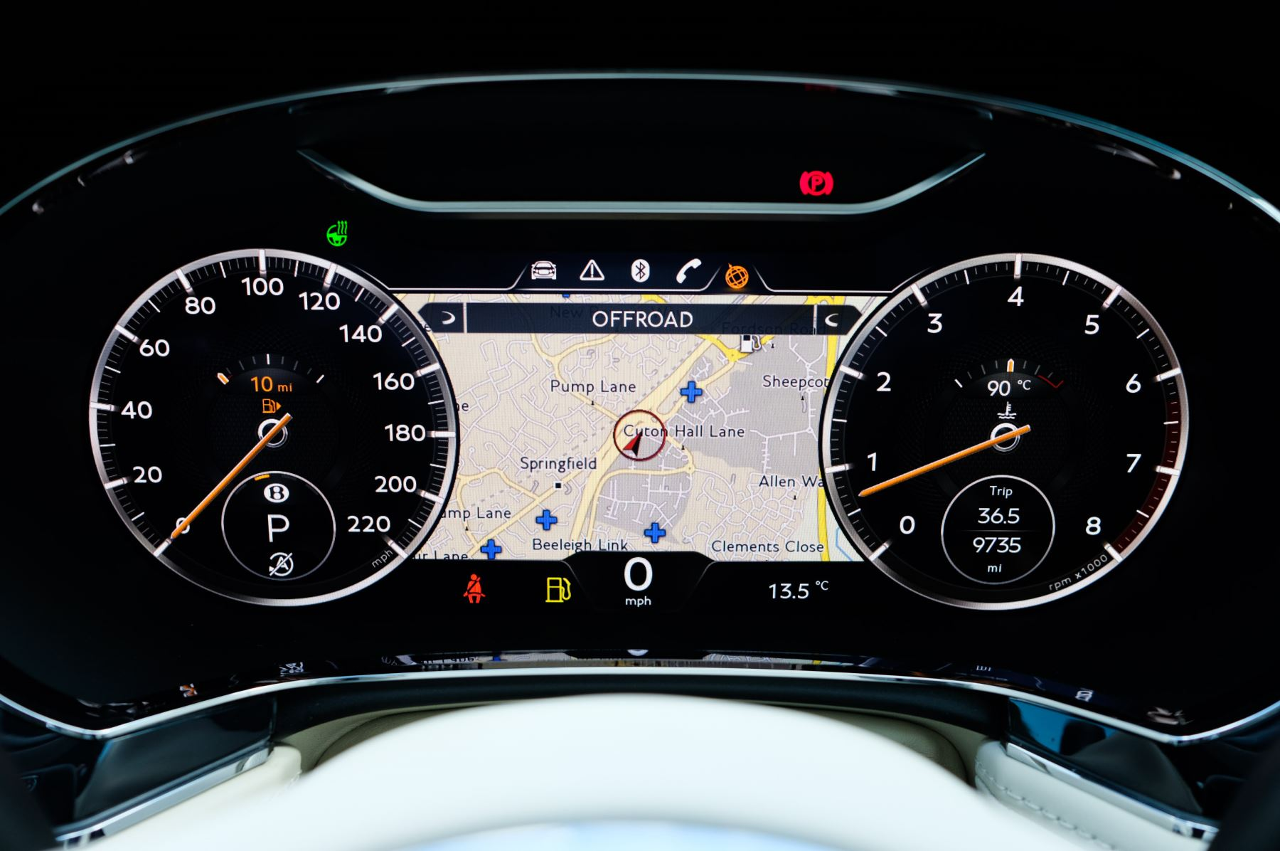 Bentley Continental GT 6.0 W12 - Mulliner Driving Specification image 15