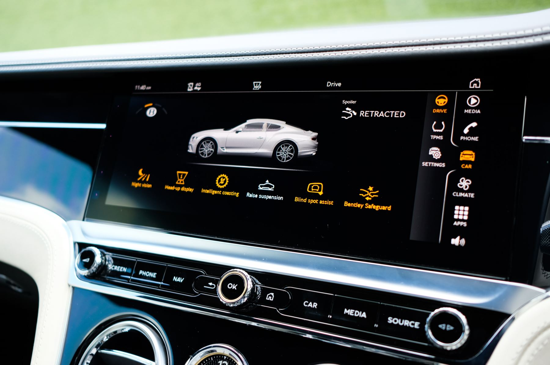 Bentley Continental GT 6.0 W12 - Mulliner Driving Specification image 18
